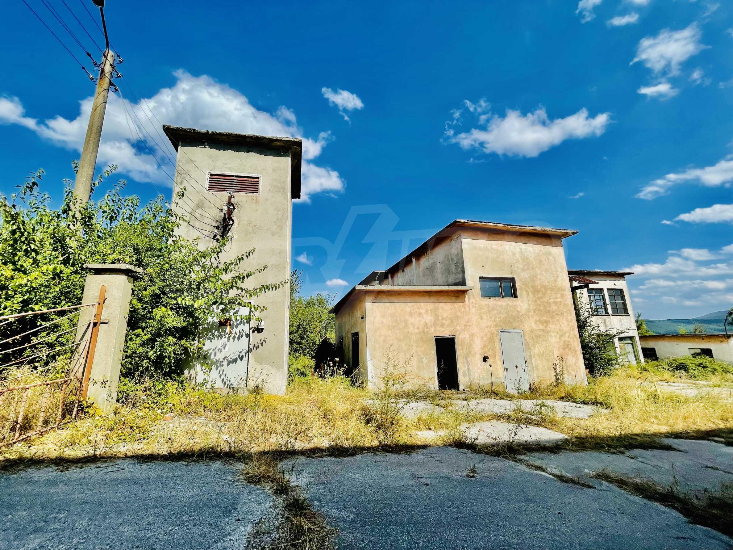 Factory for sale near Veliko Tarnovo 2