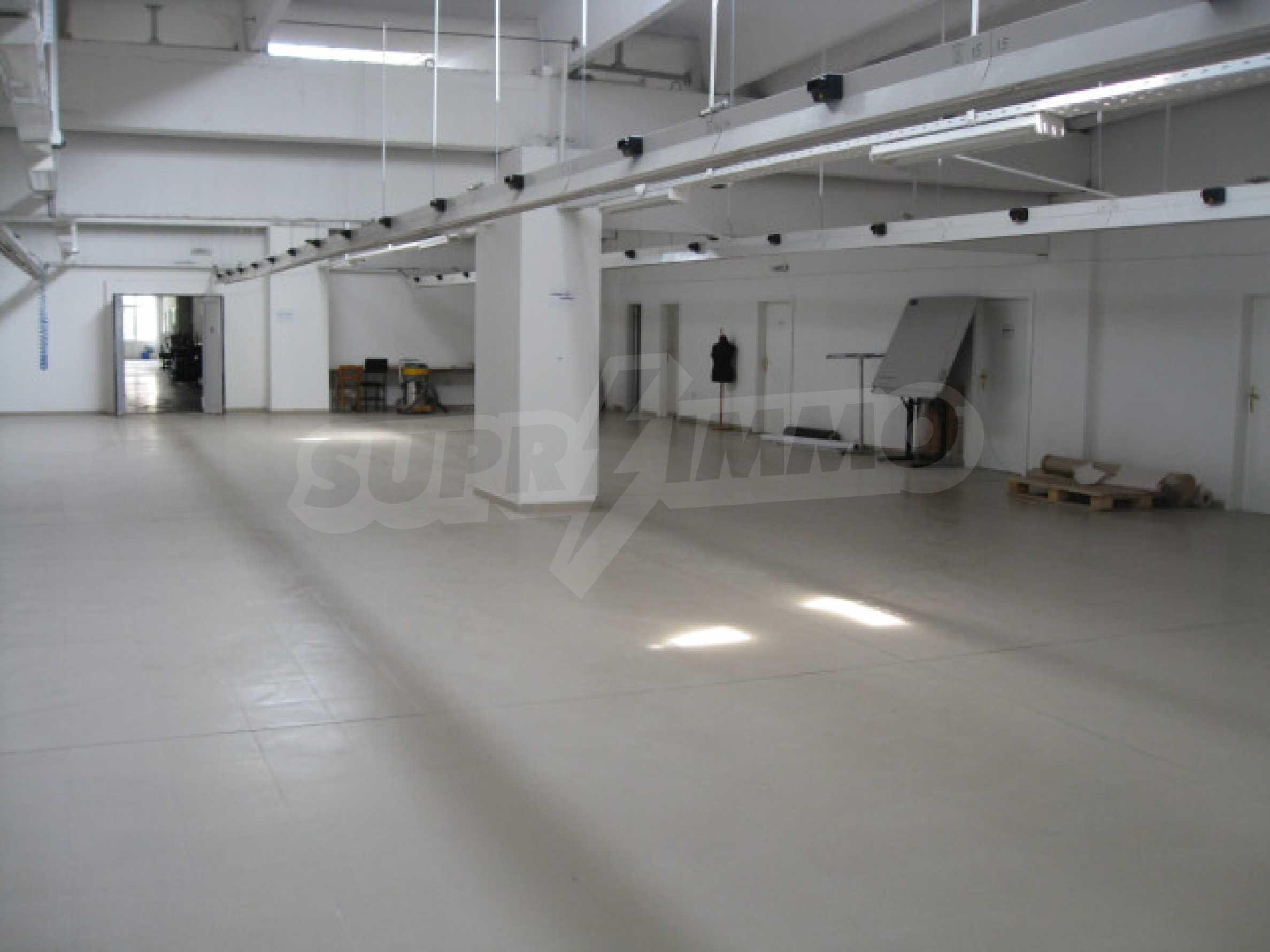 Produktionsgebäude im Zentrum von Blagoevgrad 9