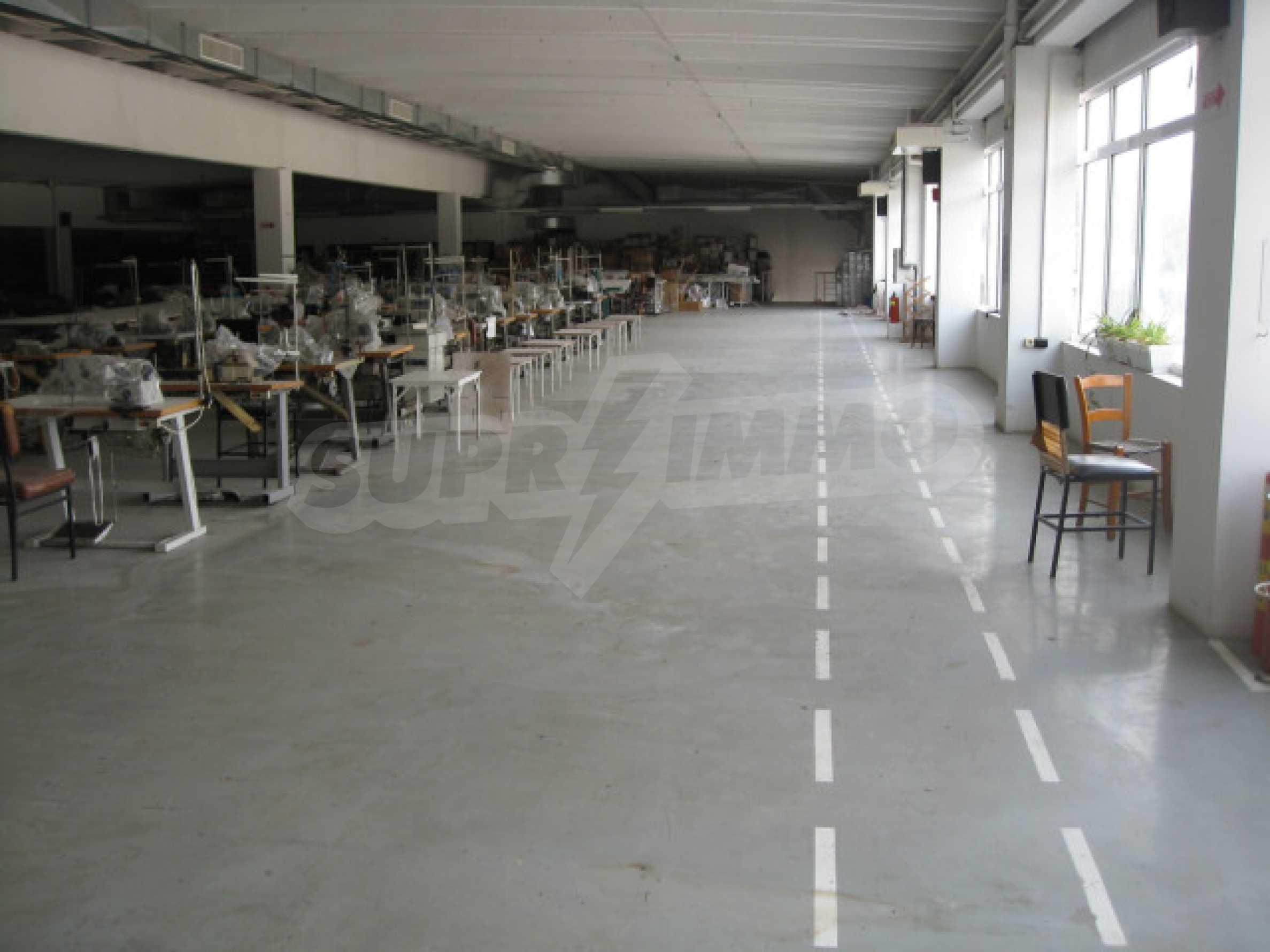 Produktionsgebäude im Zentrum von Blagoevgrad 11