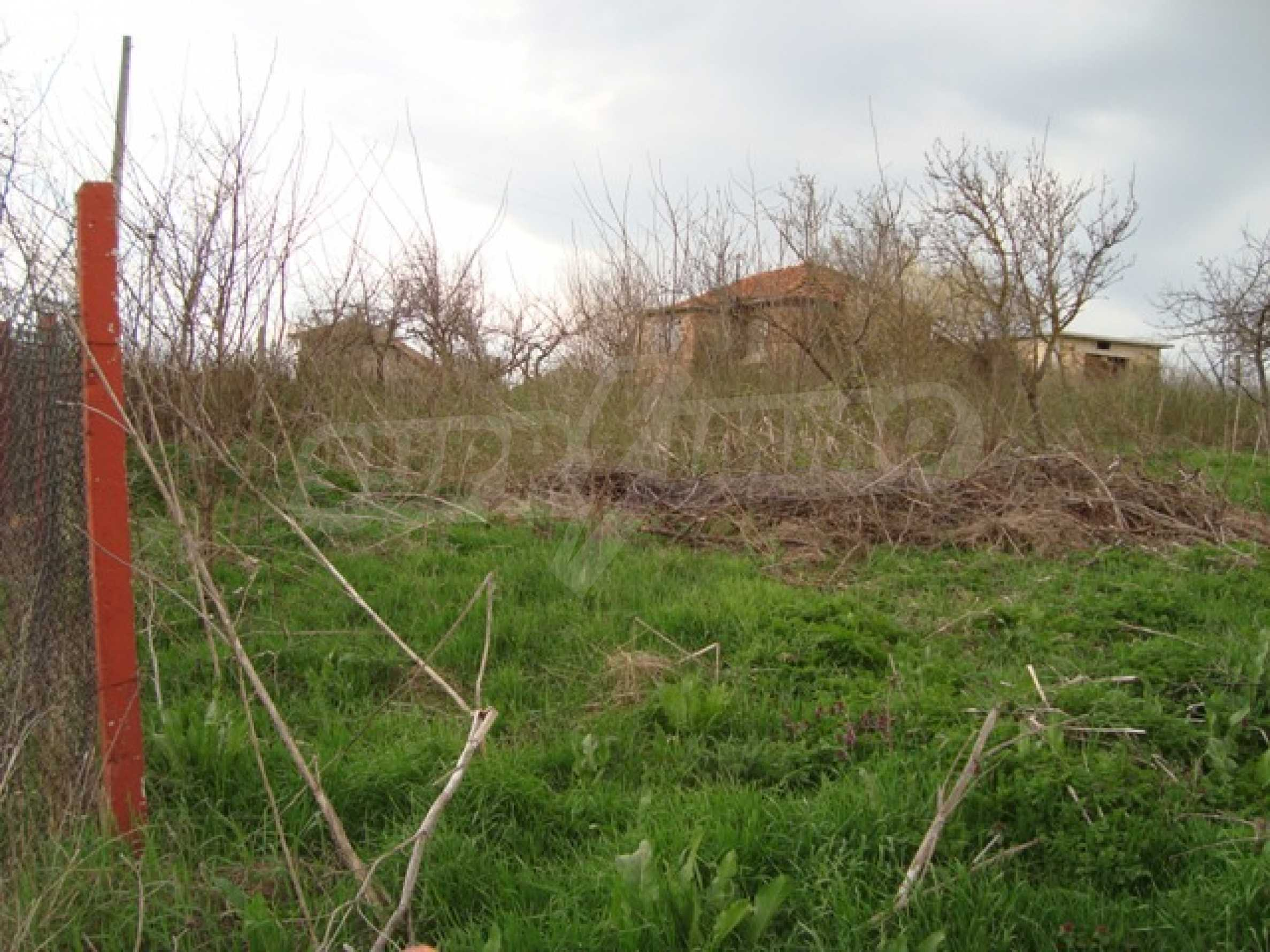 Участок в деревне Калиманци 2