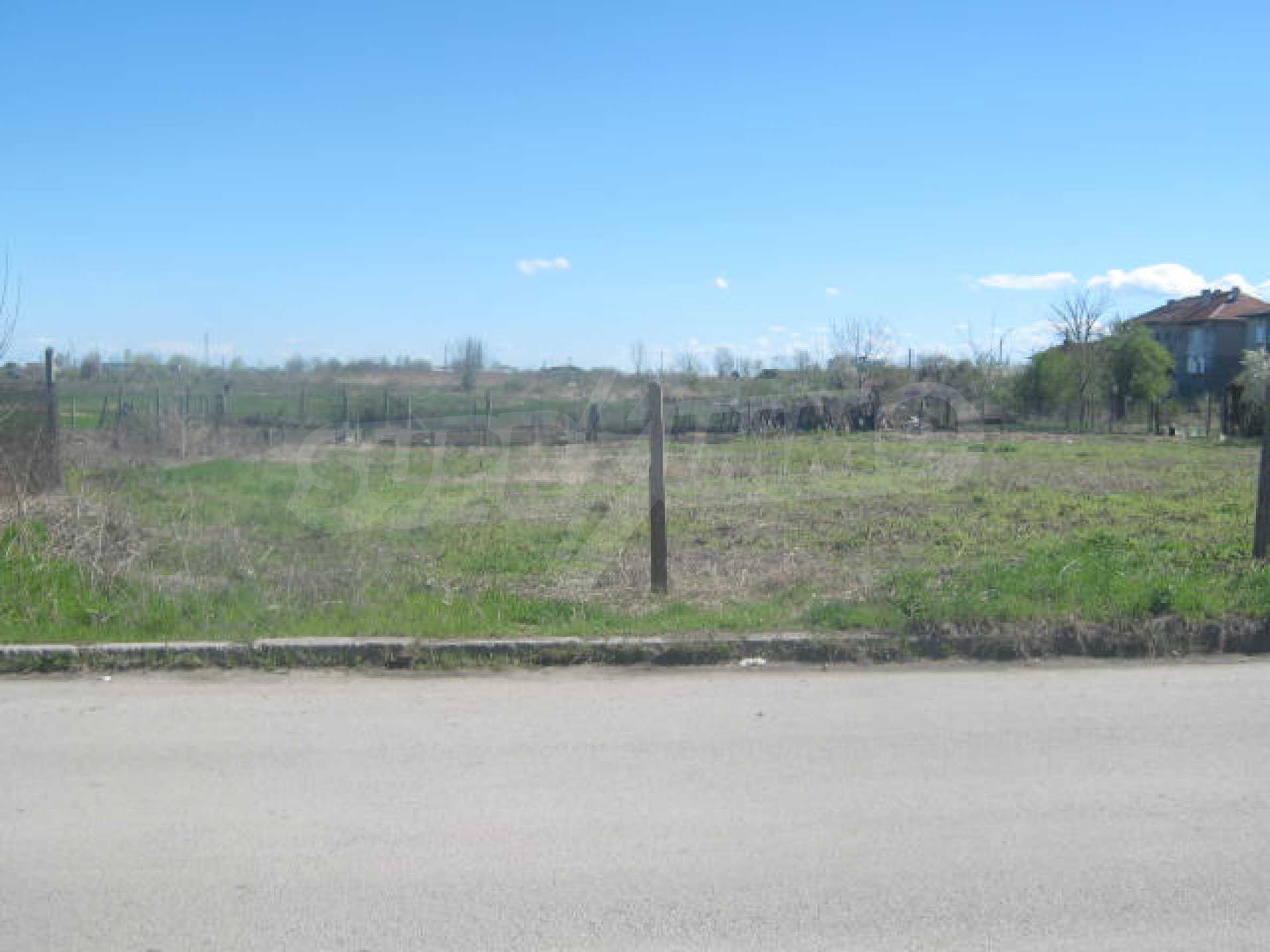Plot for sale in Vidin