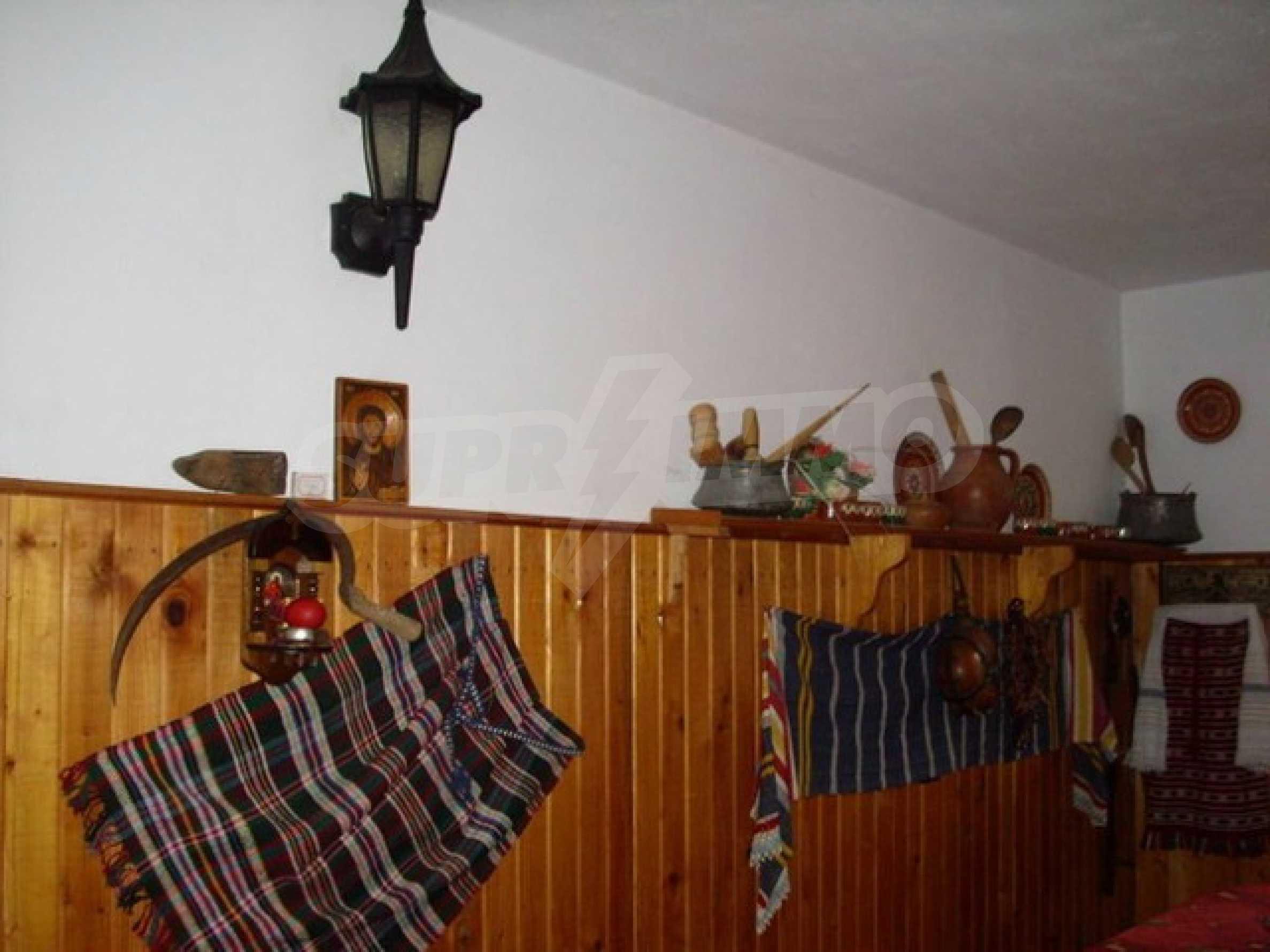 Гостевой дом в красивой деревне около Трявна 10