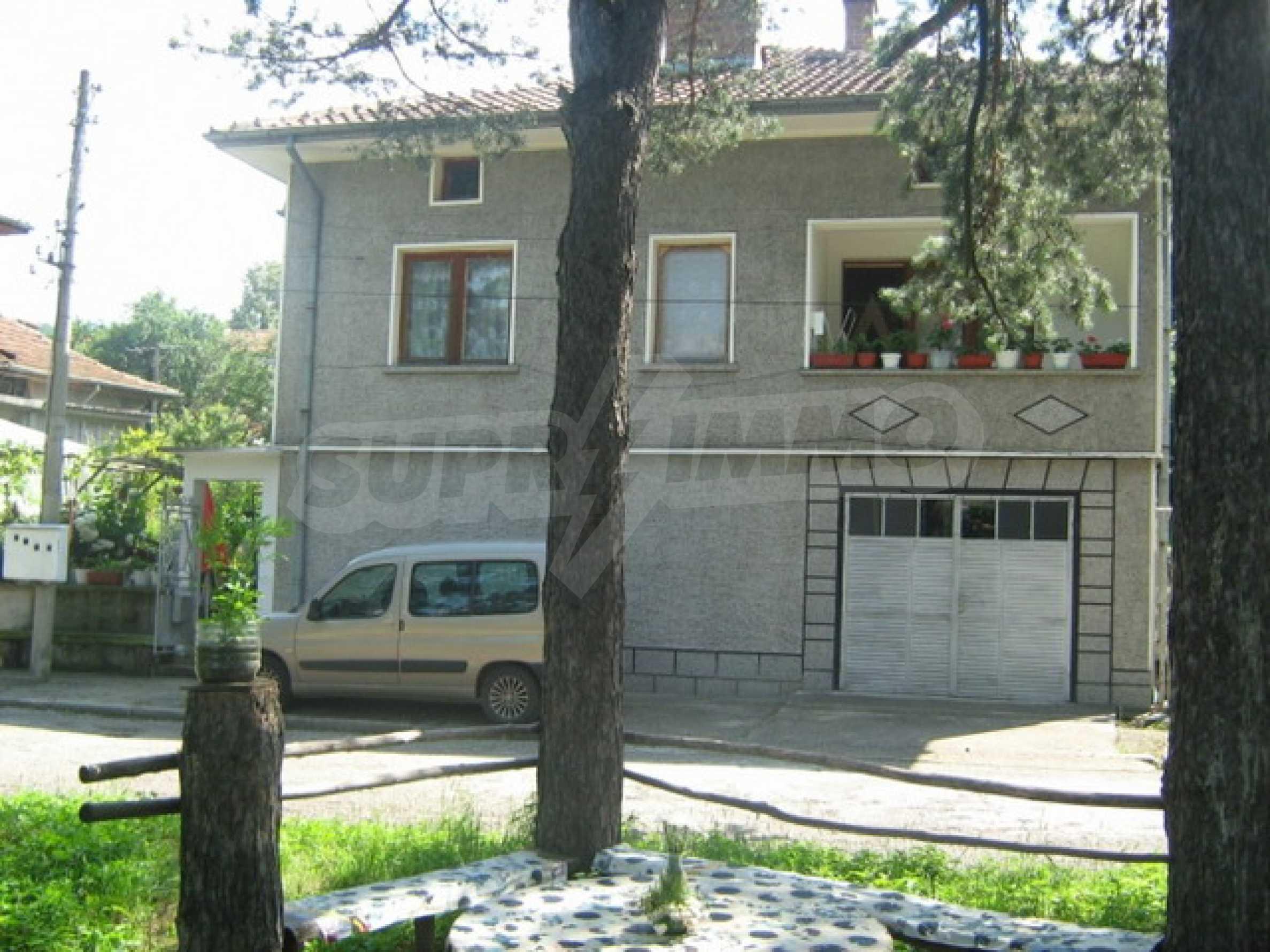 Гостевой дом в красивой деревне около Трявна 2