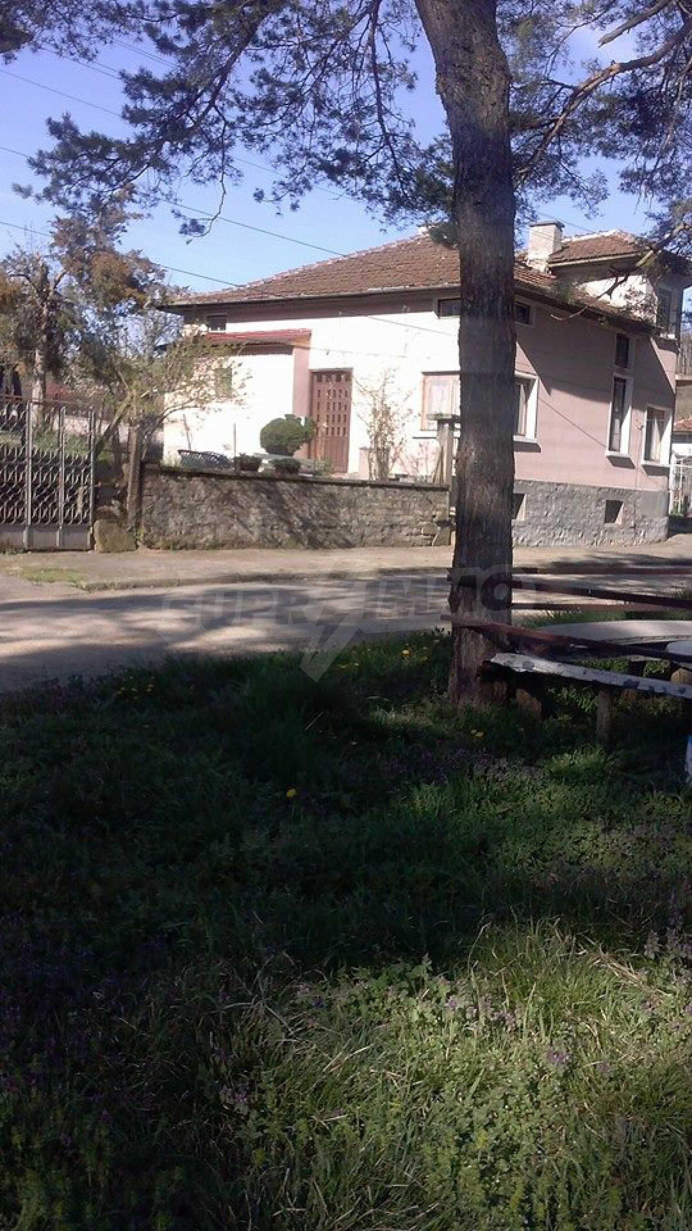Гостевой дом в красивой деревне около Трявна 46