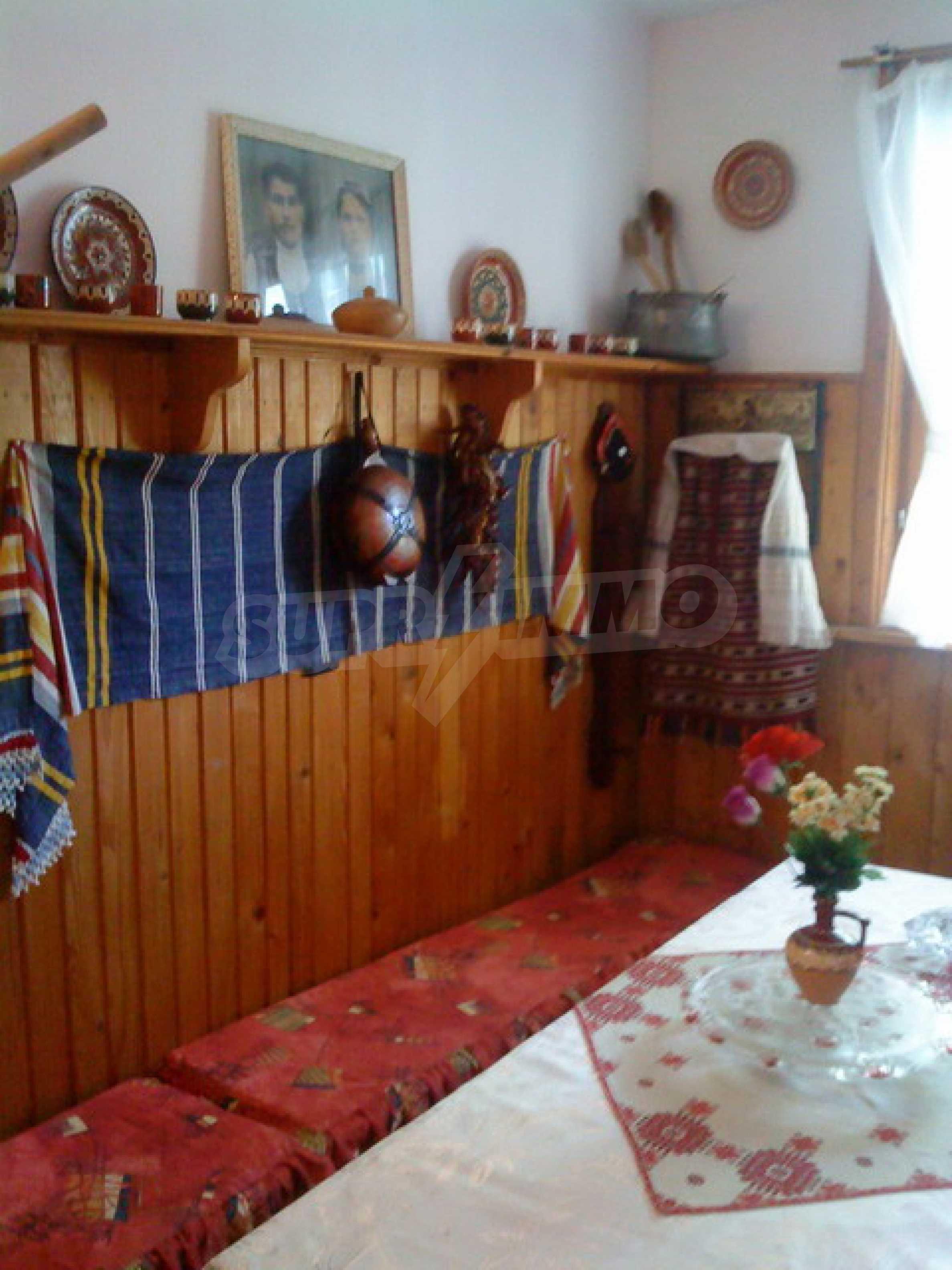 Гостевой дом в красивой деревне около Трявна 8