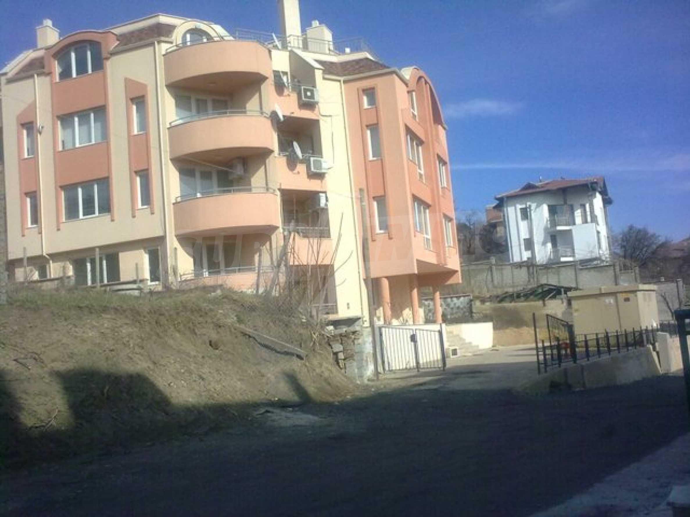 Квартира в районе Бриз, г. Варна
