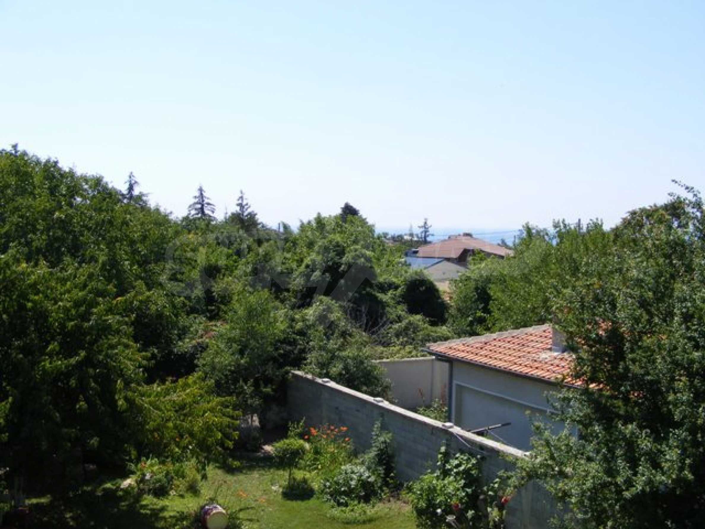 Нова къща Лили - 7 спални, градина и гледка към морето 7