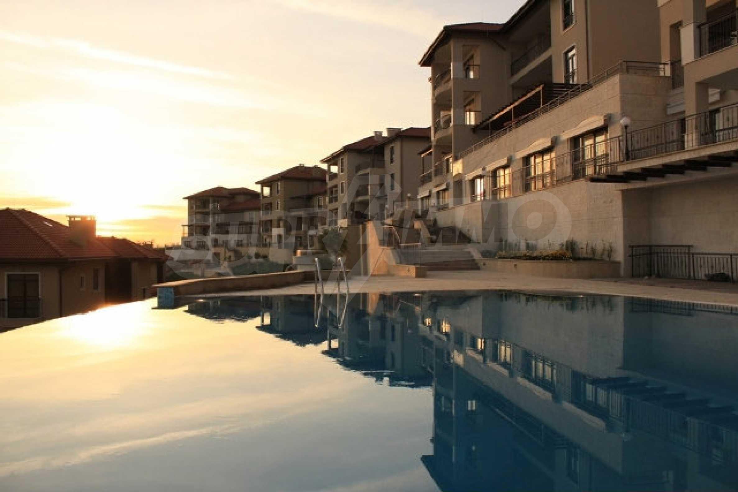One-bedroom in Tracian Cliffs Resort, Kavarna 26