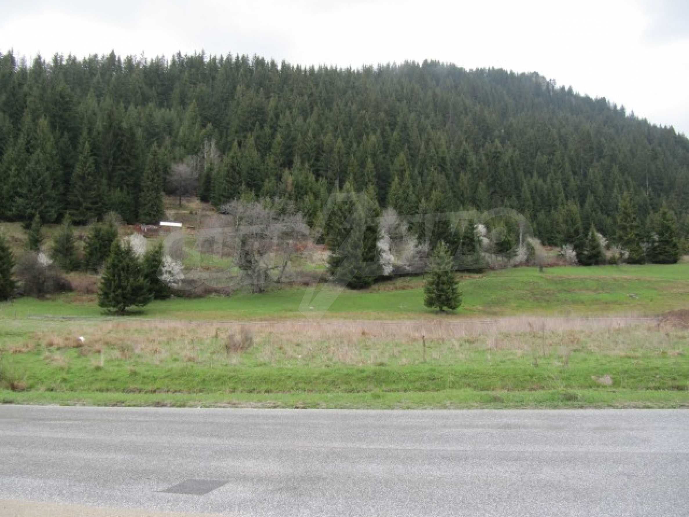 Huge plot of regulated land in Smolyan, 10 km away from Pamporovo 2
