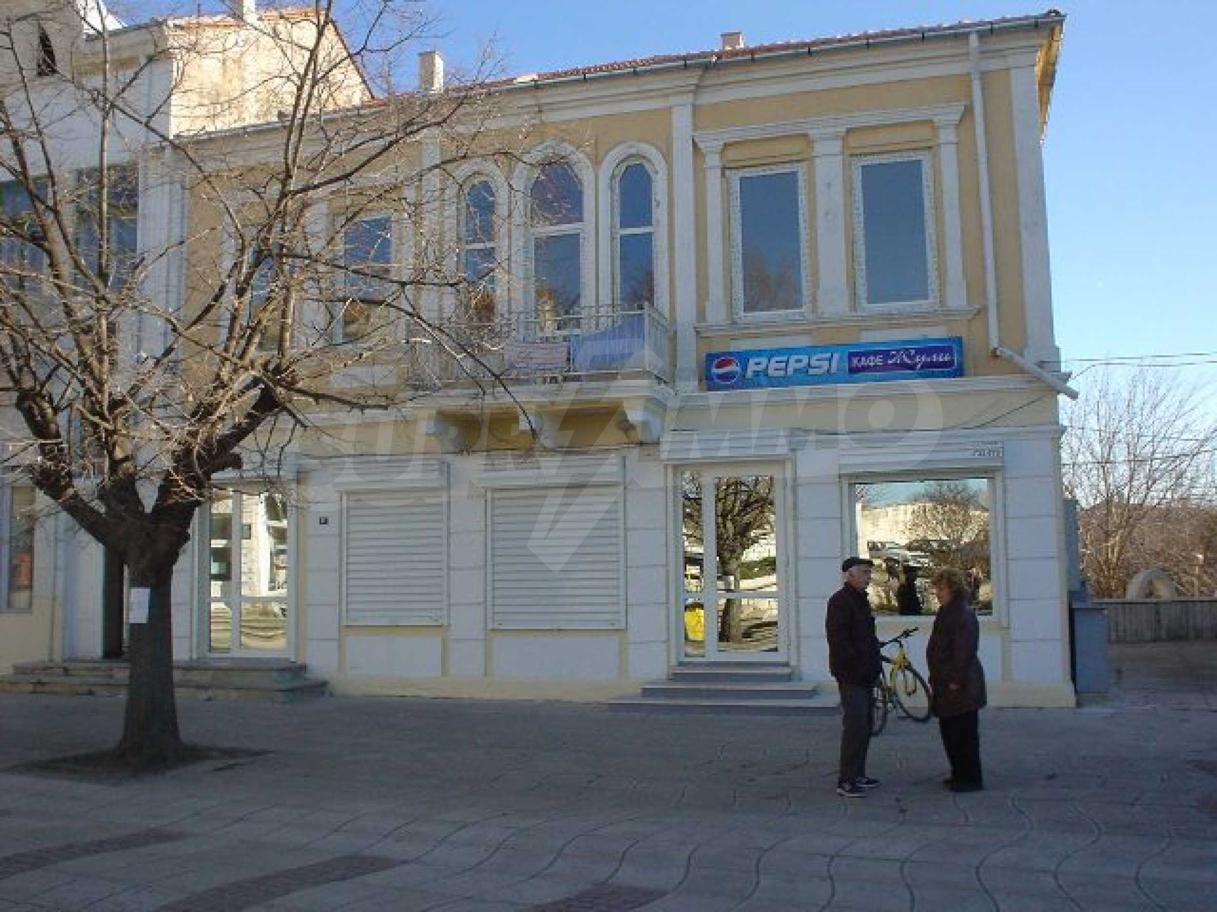 Attractive property in the center of Kavarna