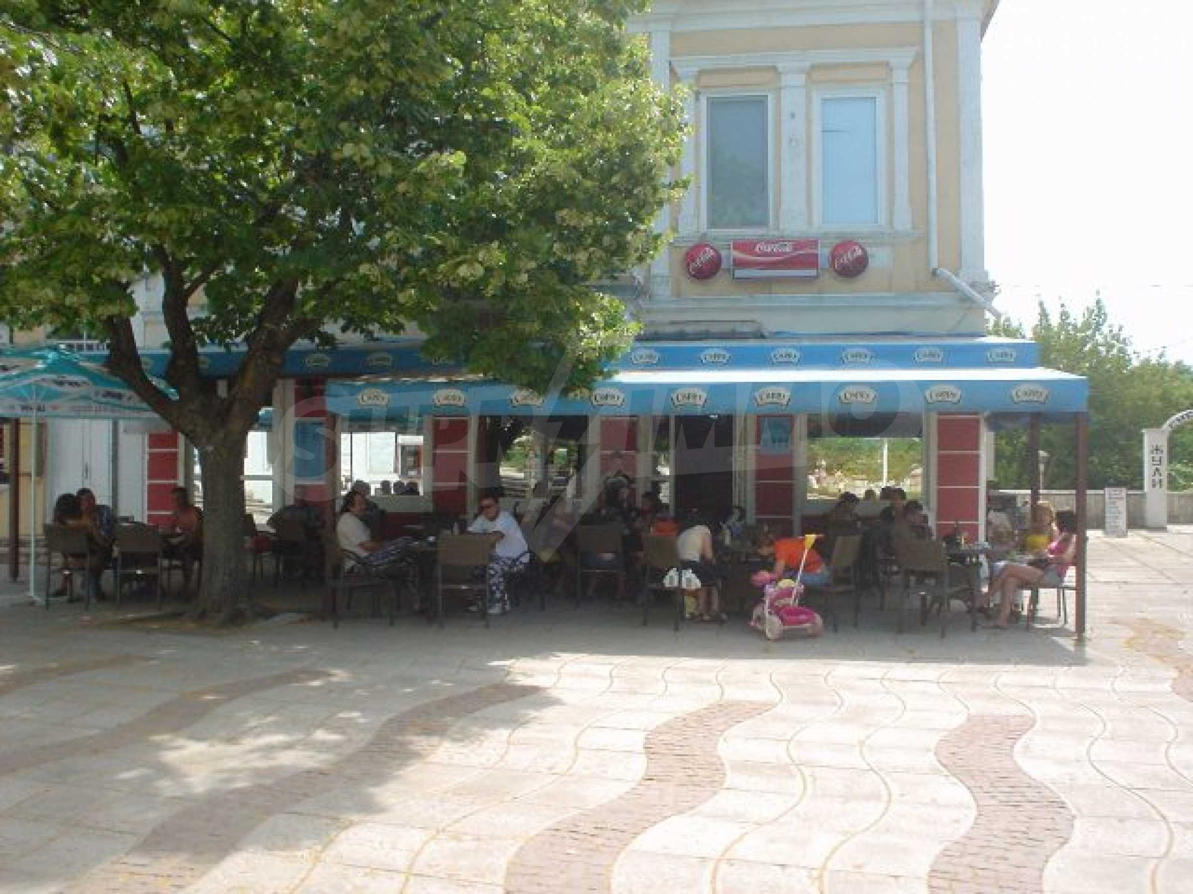 Attractive property in the center of Kavarna  1