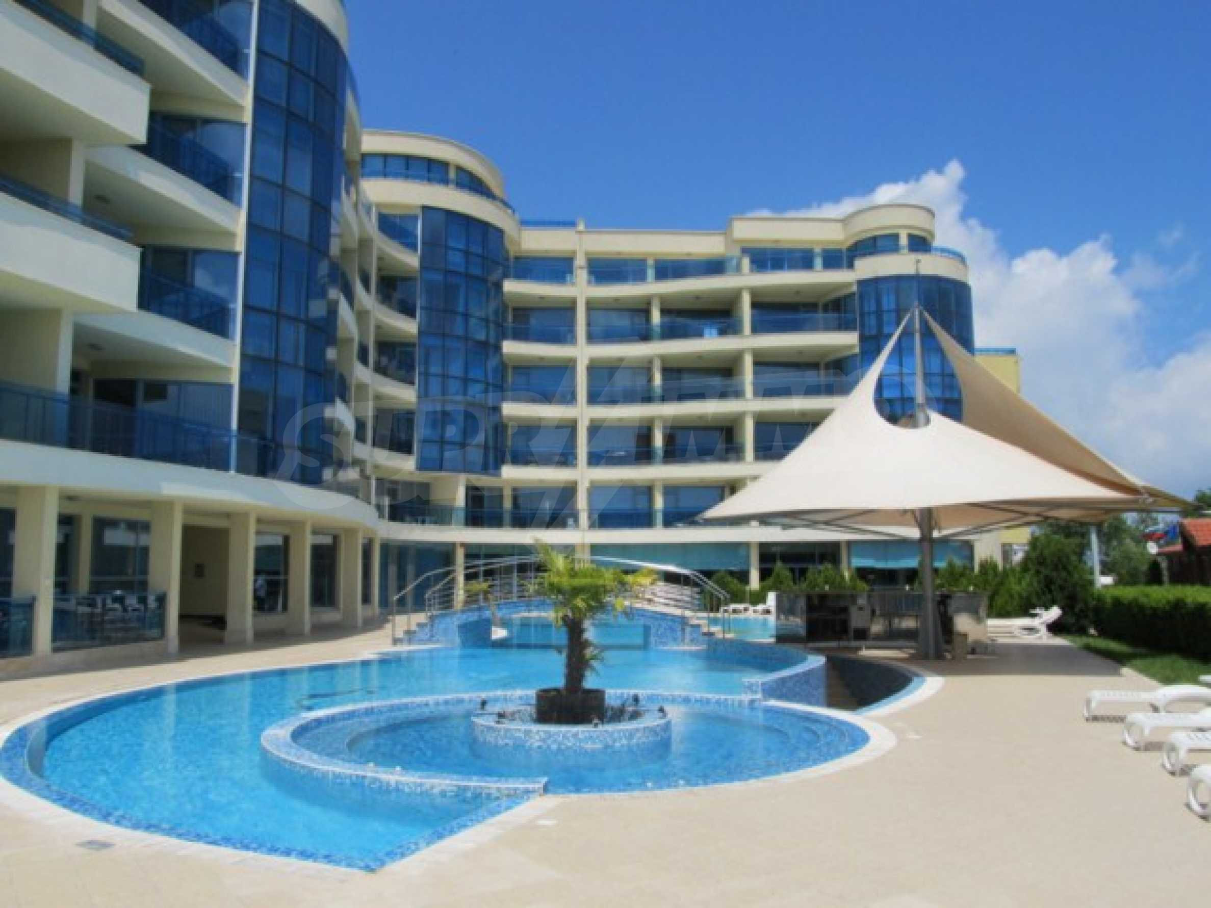 Two bedroom apartment for sale in Pomorie