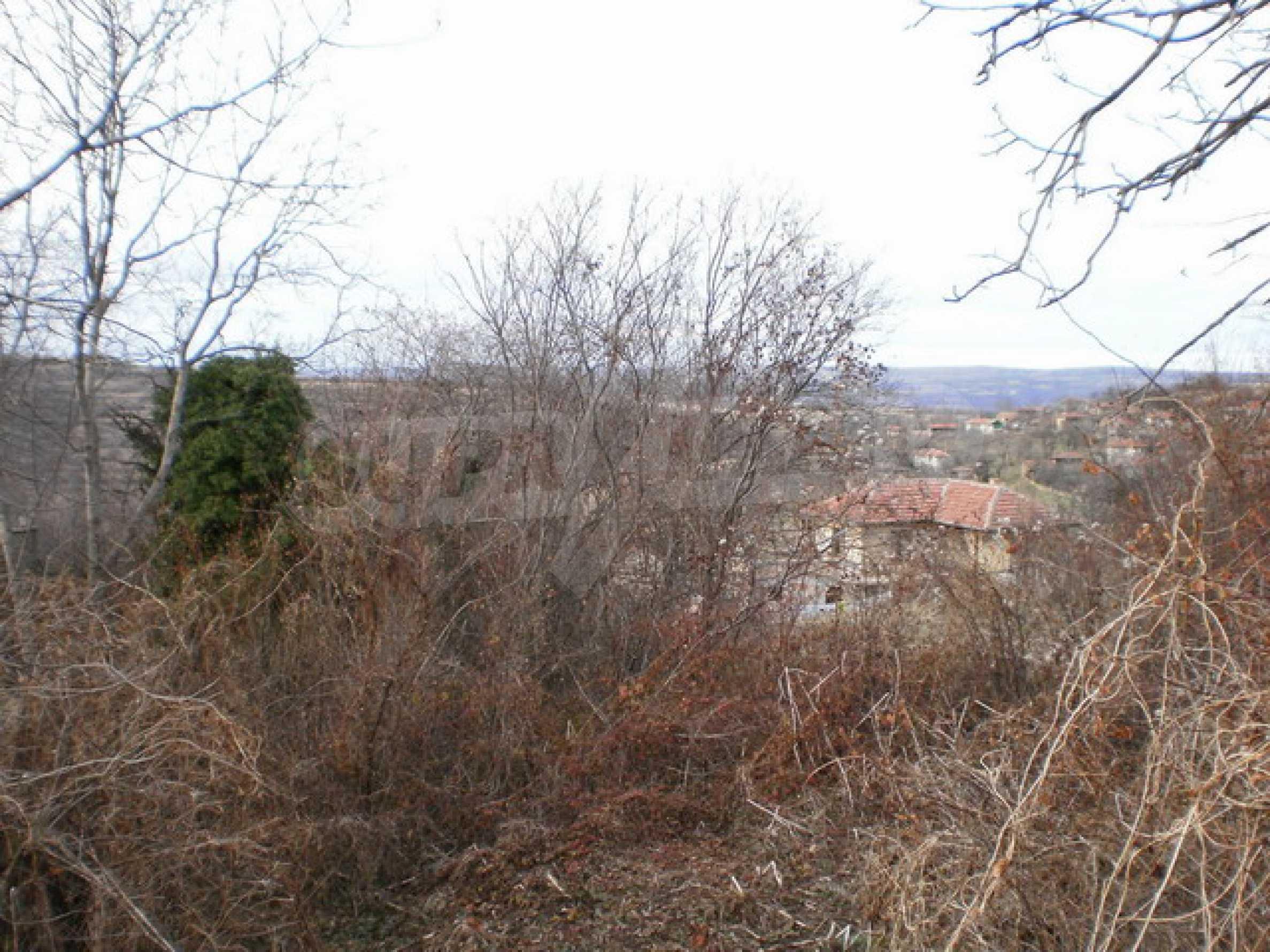 Земельный участок в деревне 1