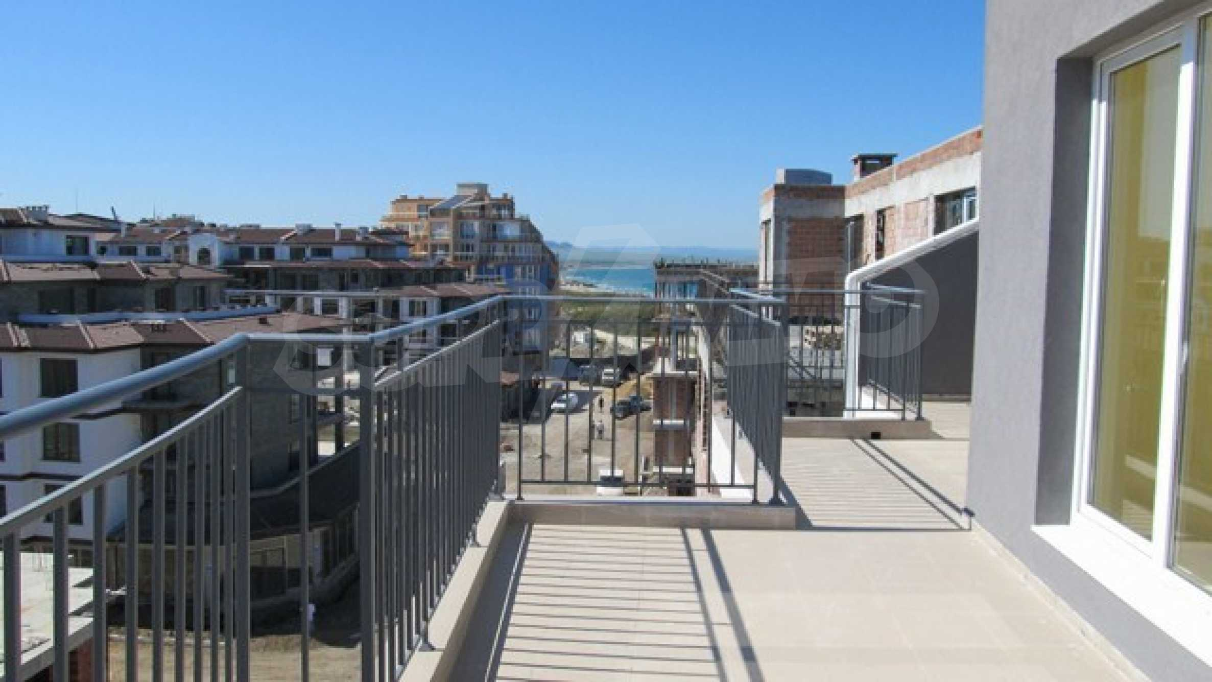 Apartments and shops for sale in Pomorie 21