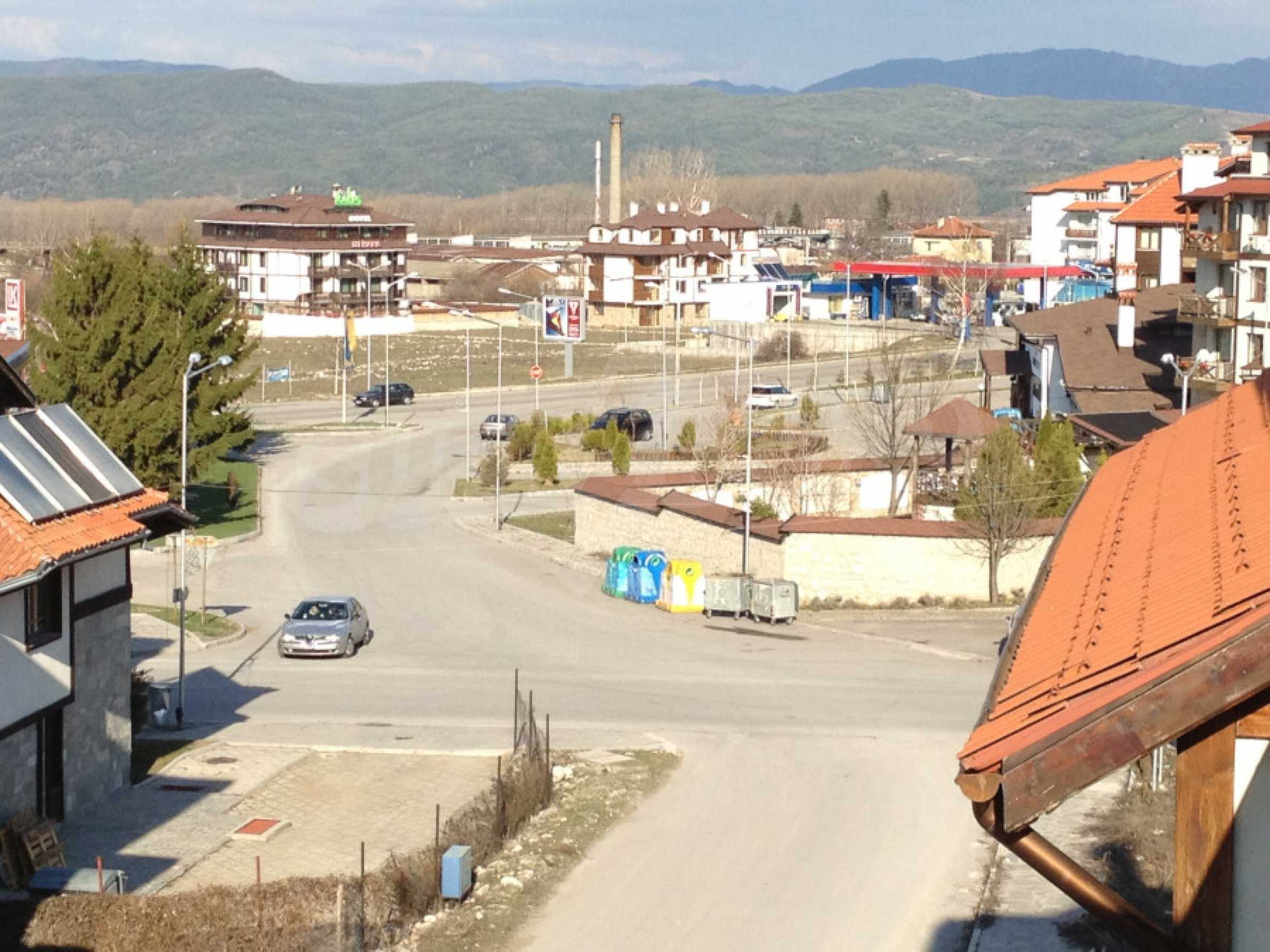 Three-storey hotel at shell stage for sale in Bansko  26