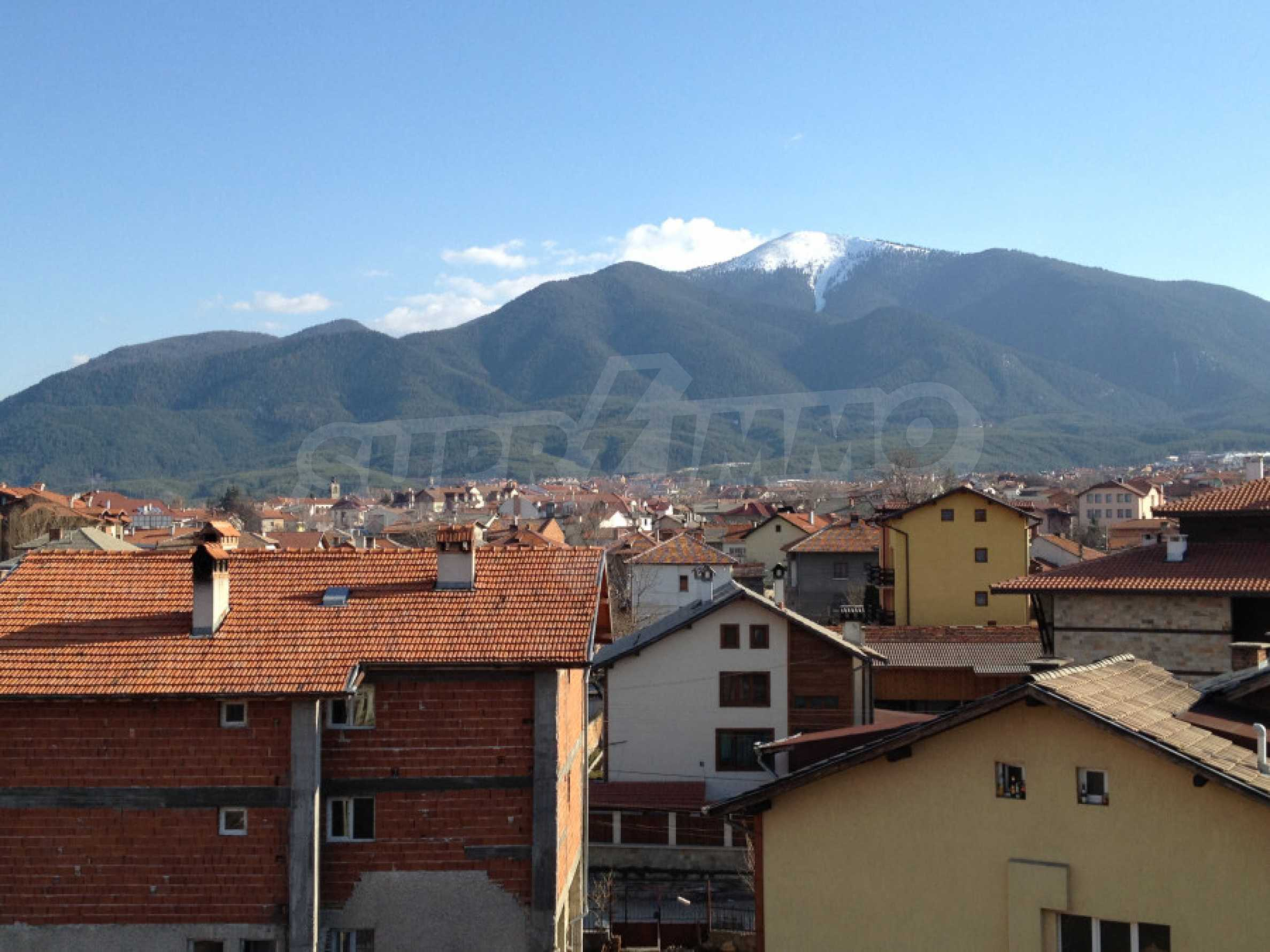 Three-storey hotel at shell stage for sale in Bansko  27