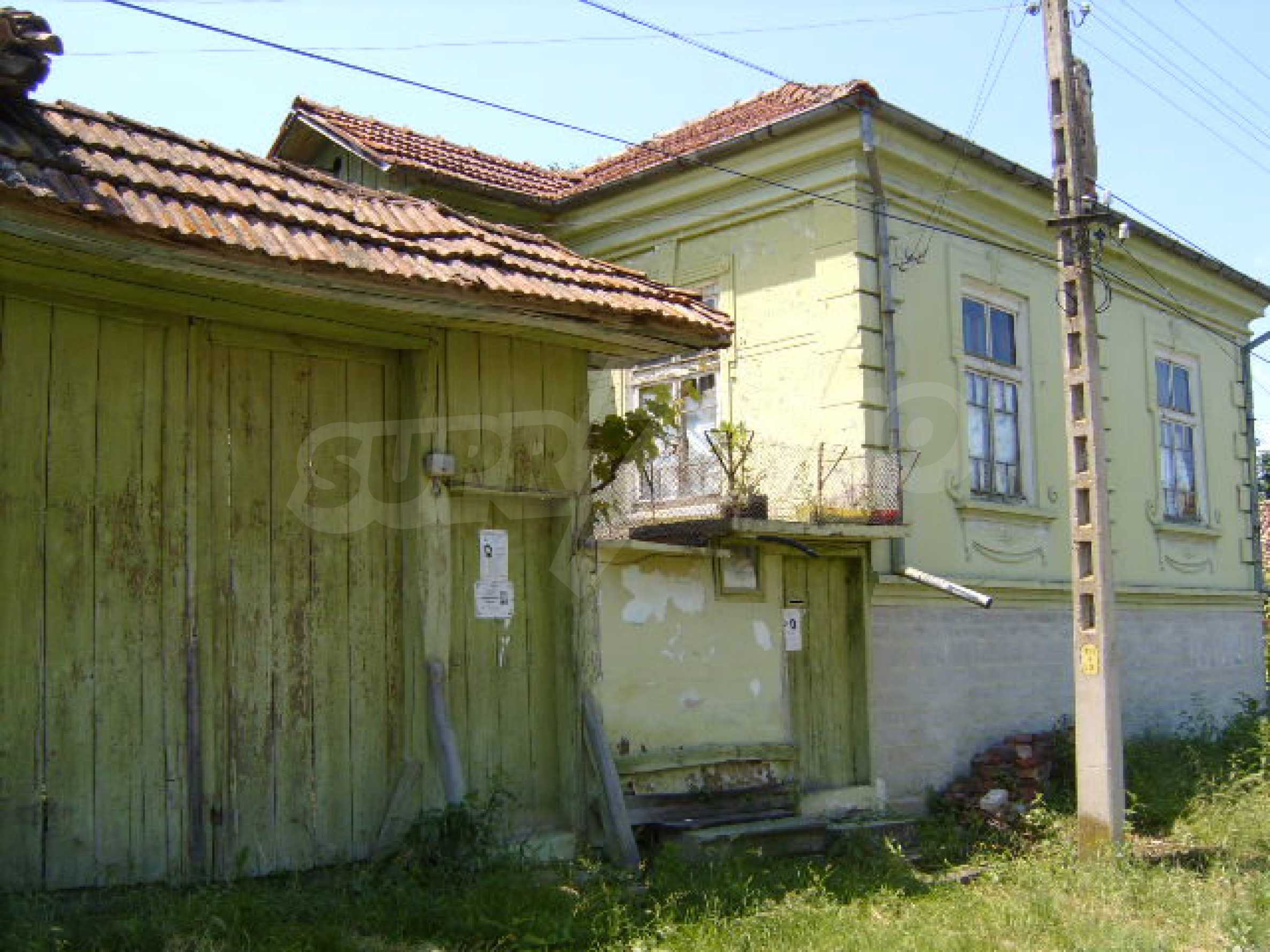 A lovely, typically rural house 20 km. from Veliko Tarnovo