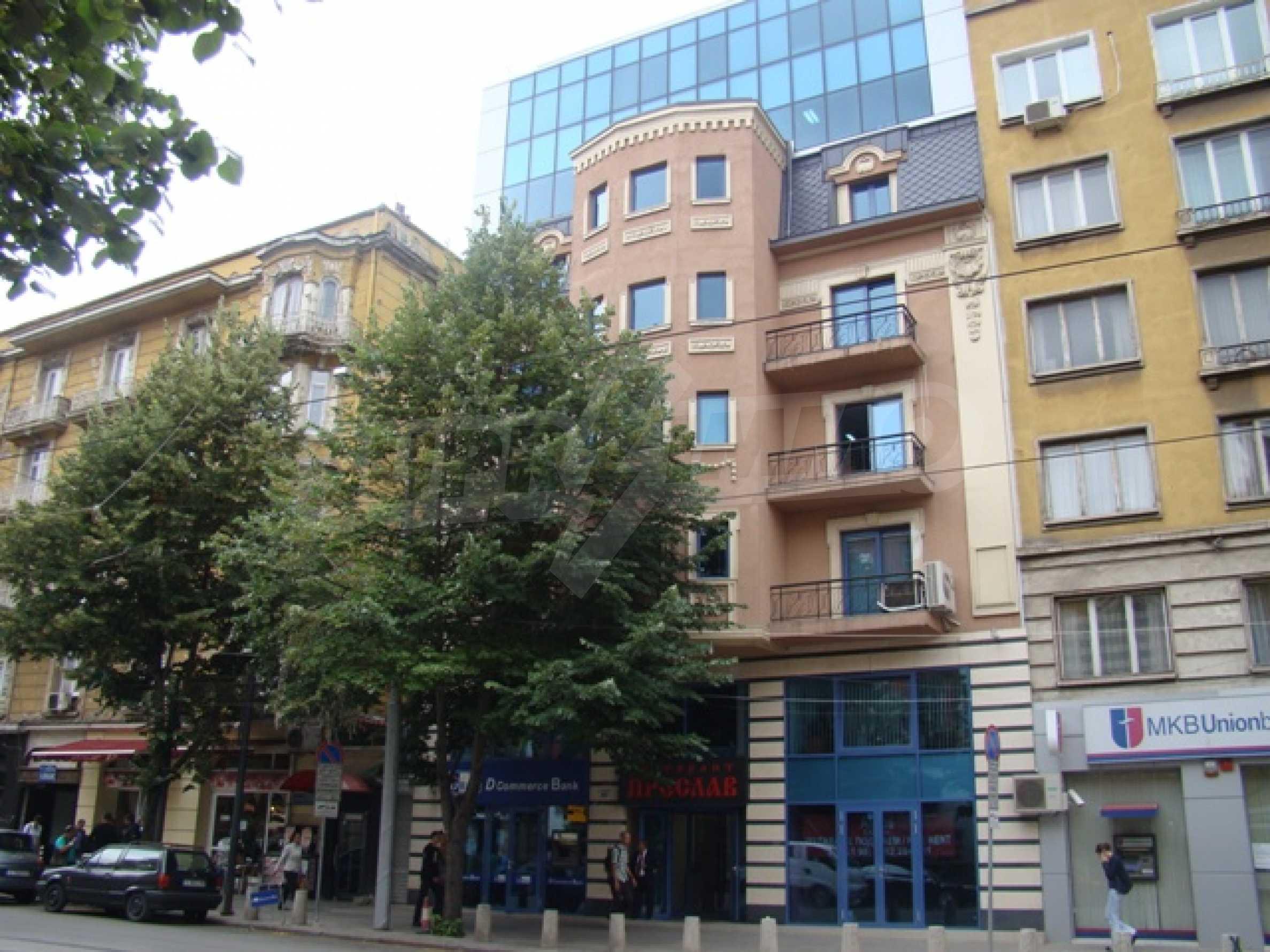 Обустроенный ночной клуб в центре Софии