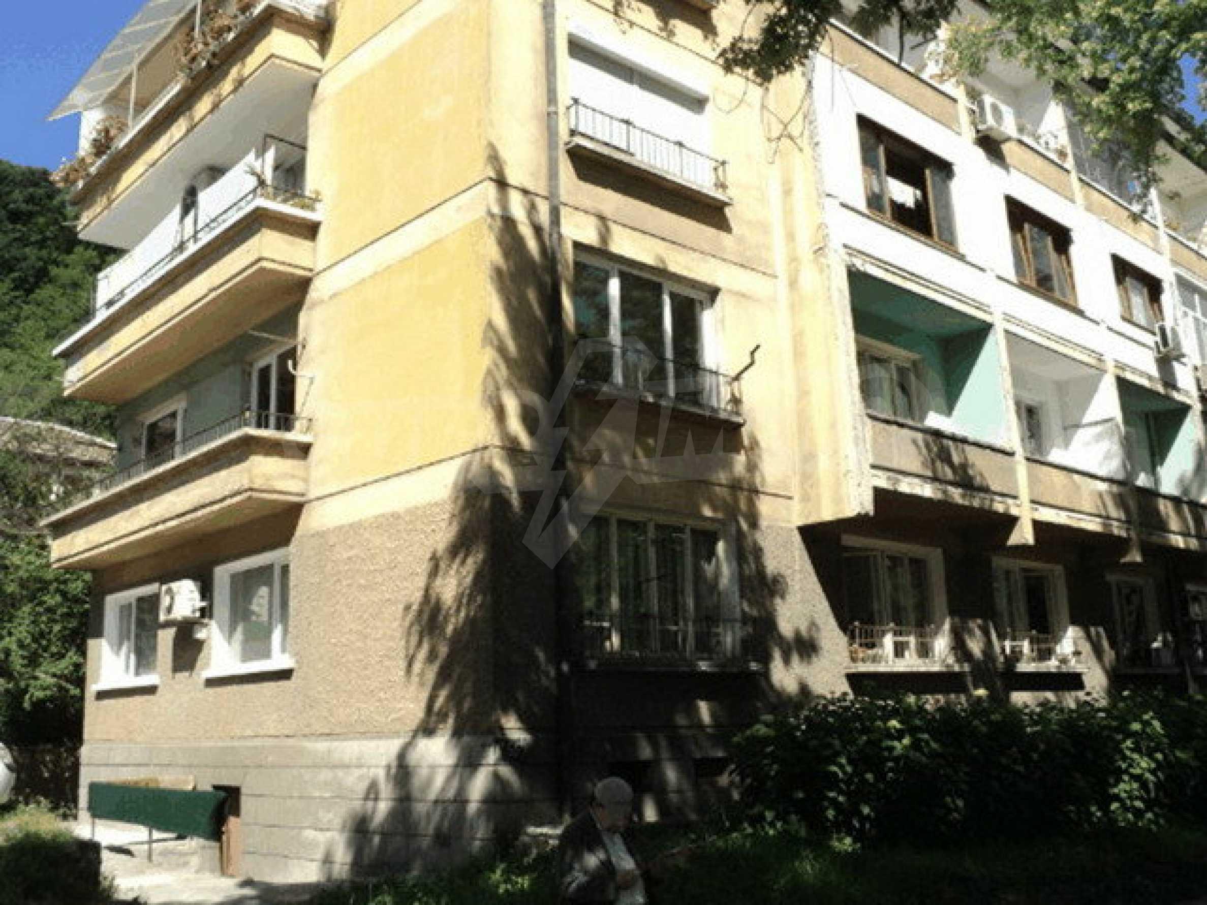 Apartment mit einem Schlafzimmer im Zentrum von Gabrovo