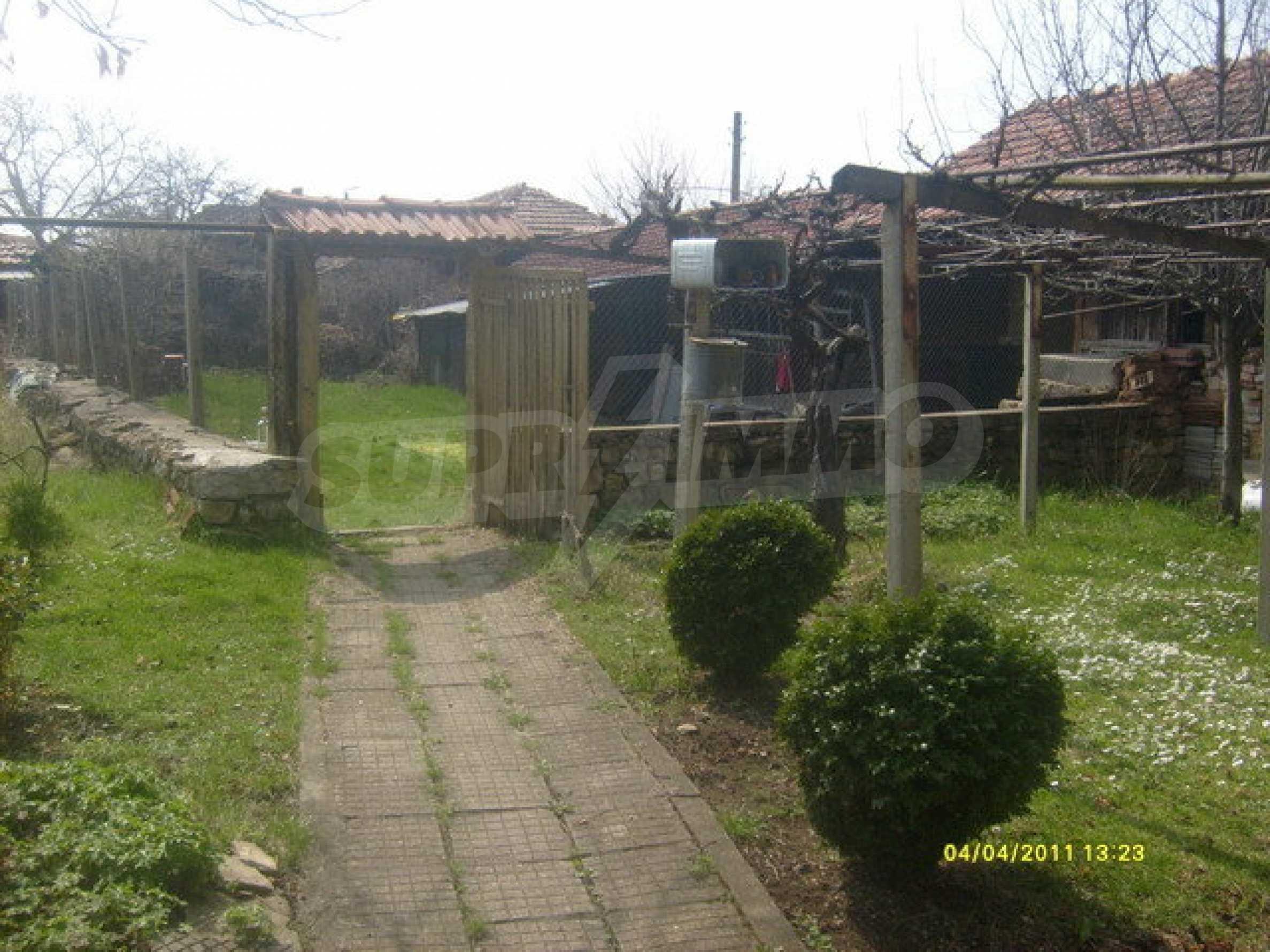 Дом в хорошо развитой деревне 9