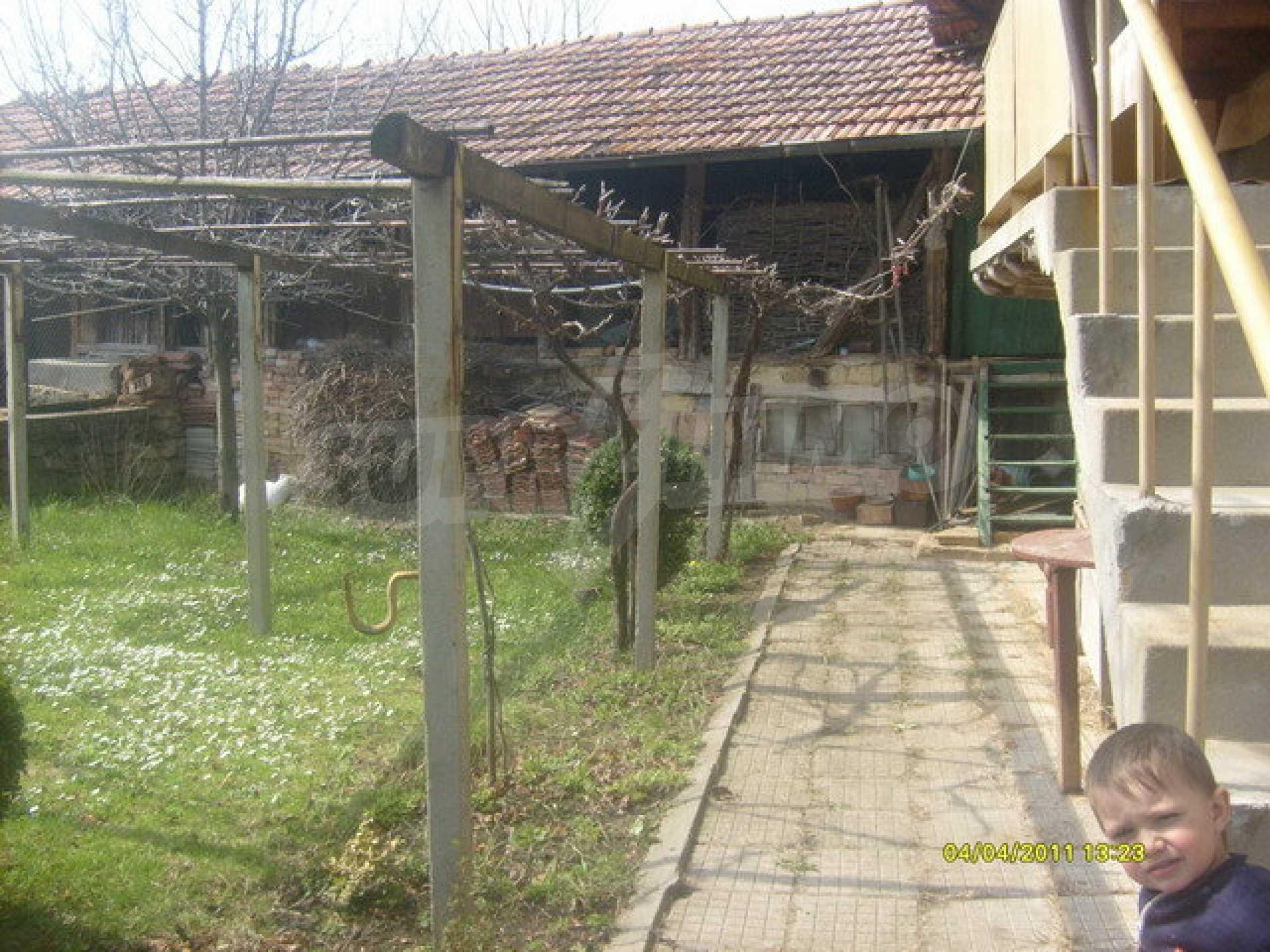 Дом в хорошо развитой деревне 10