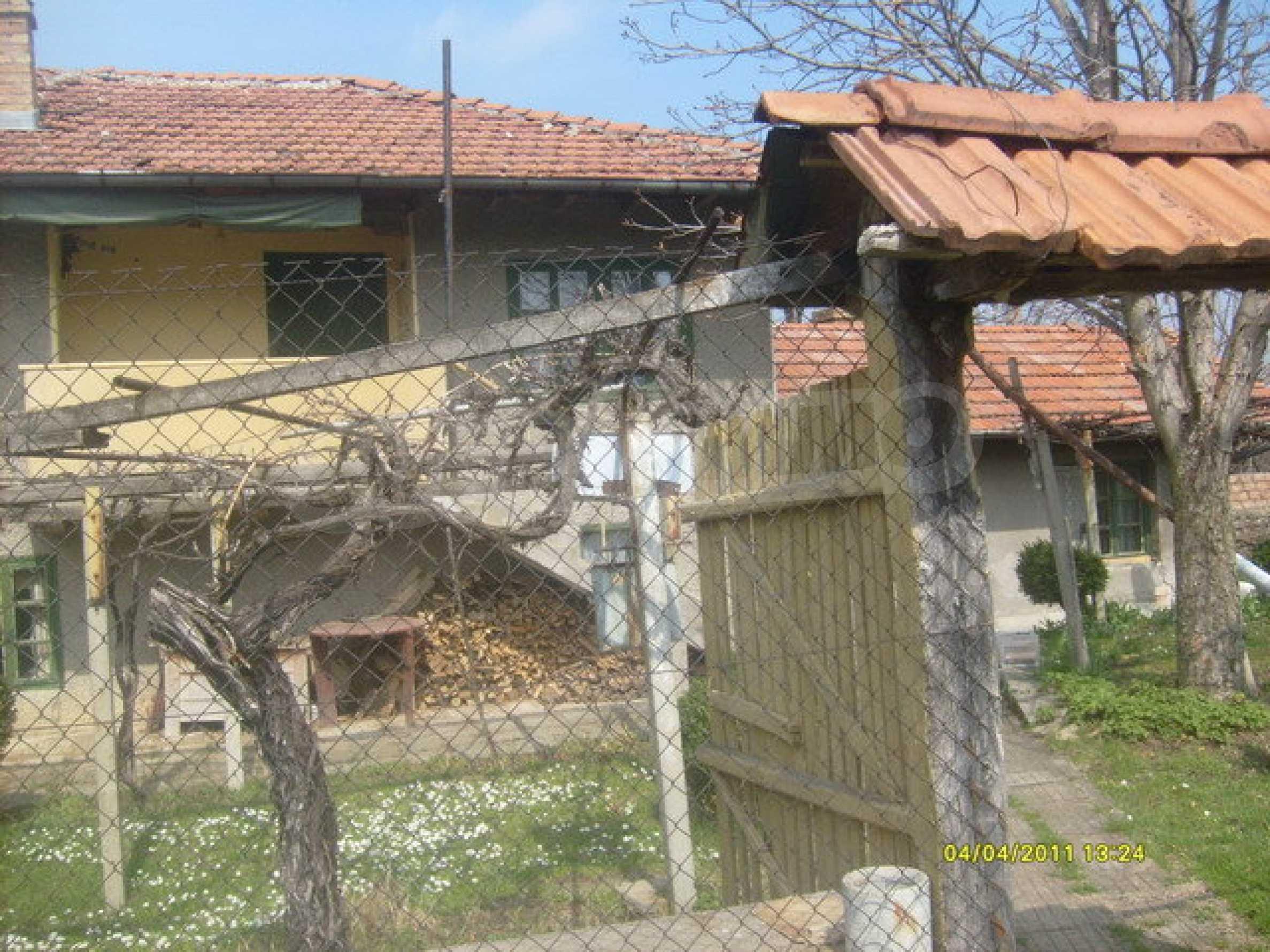 Дом в хорошо развитой деревне 11