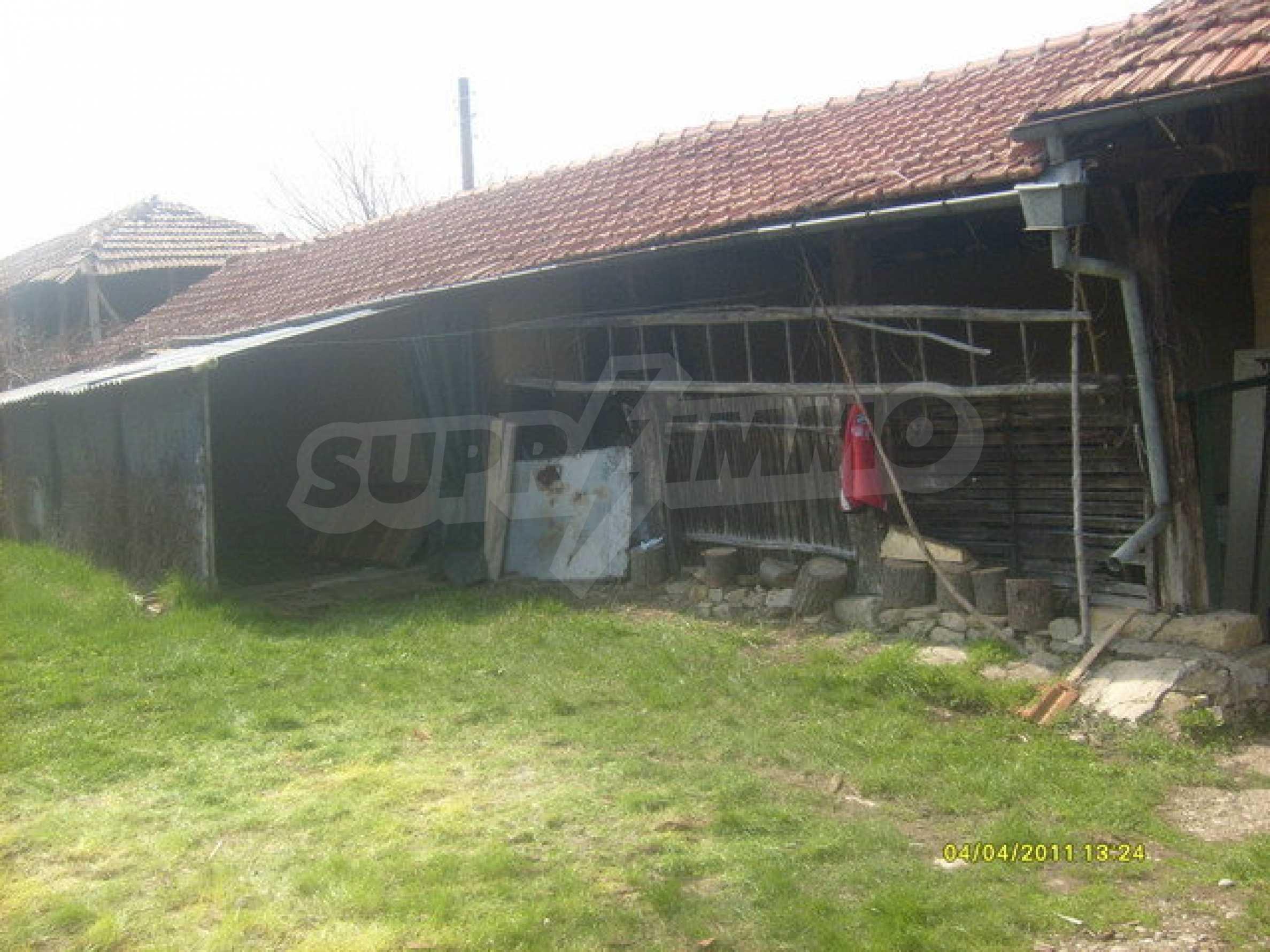 Дом в хорошо развитой деревне 2
