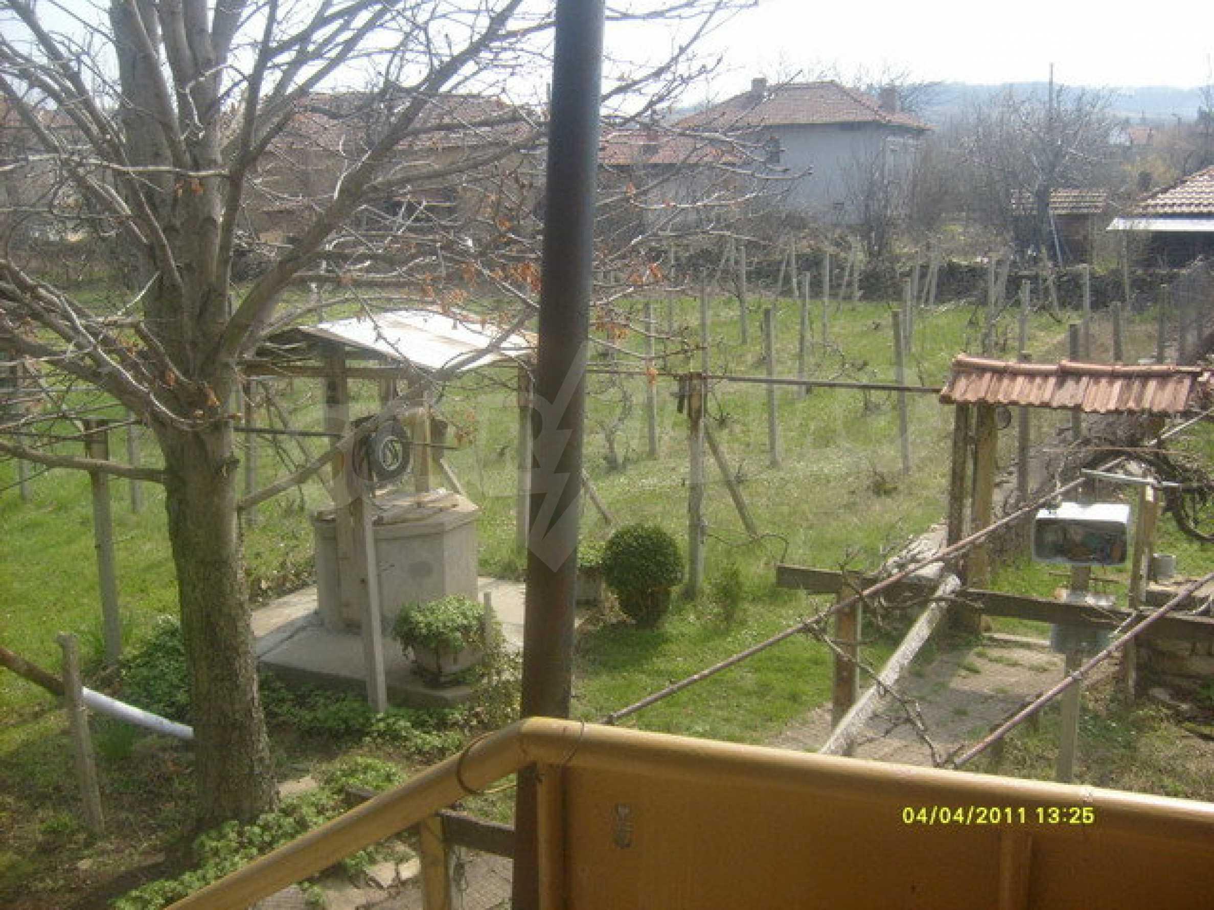 Дом в хорошо развитой деревне 4
