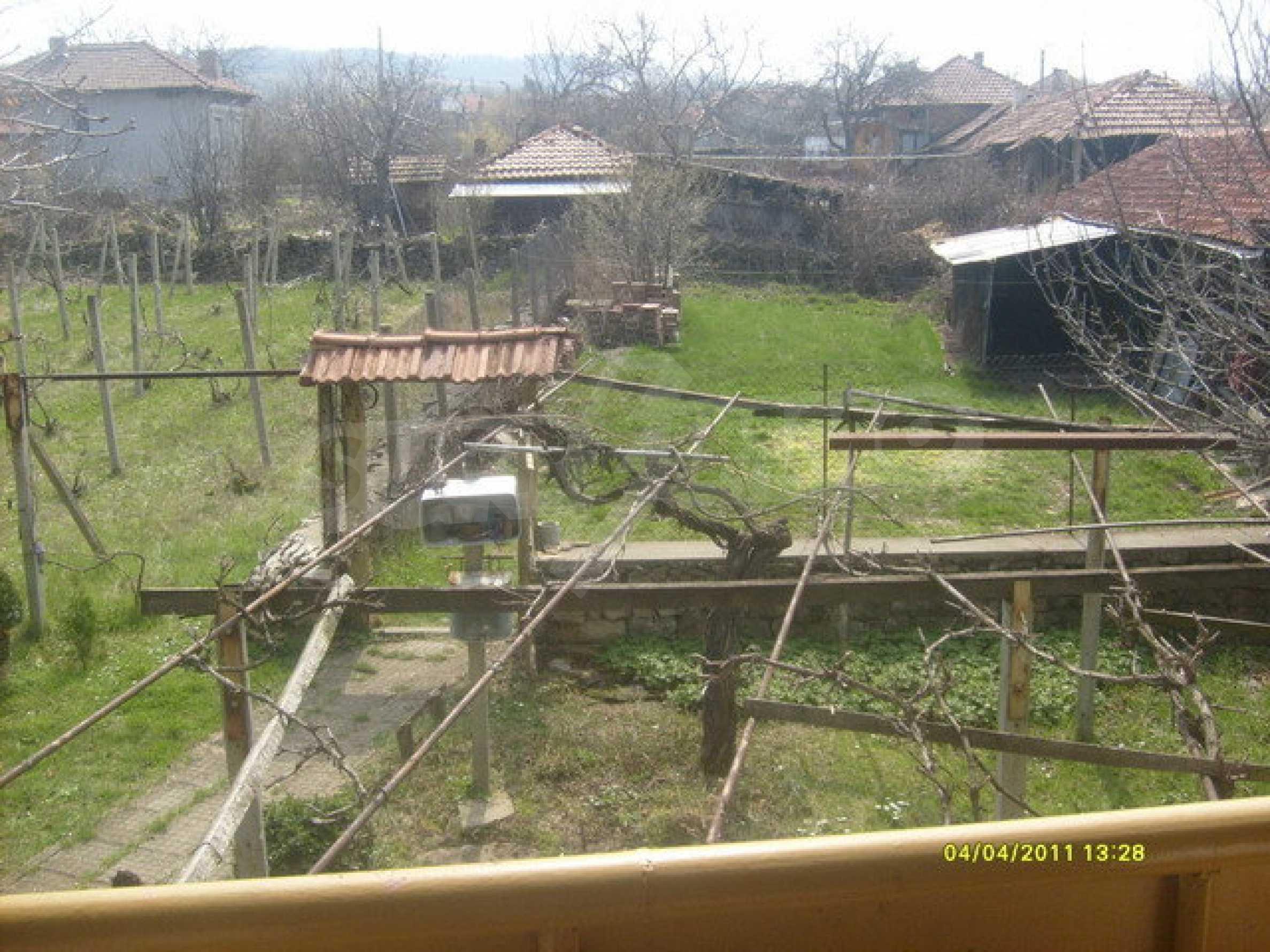 Дом в хорошо развитой деревне 5
