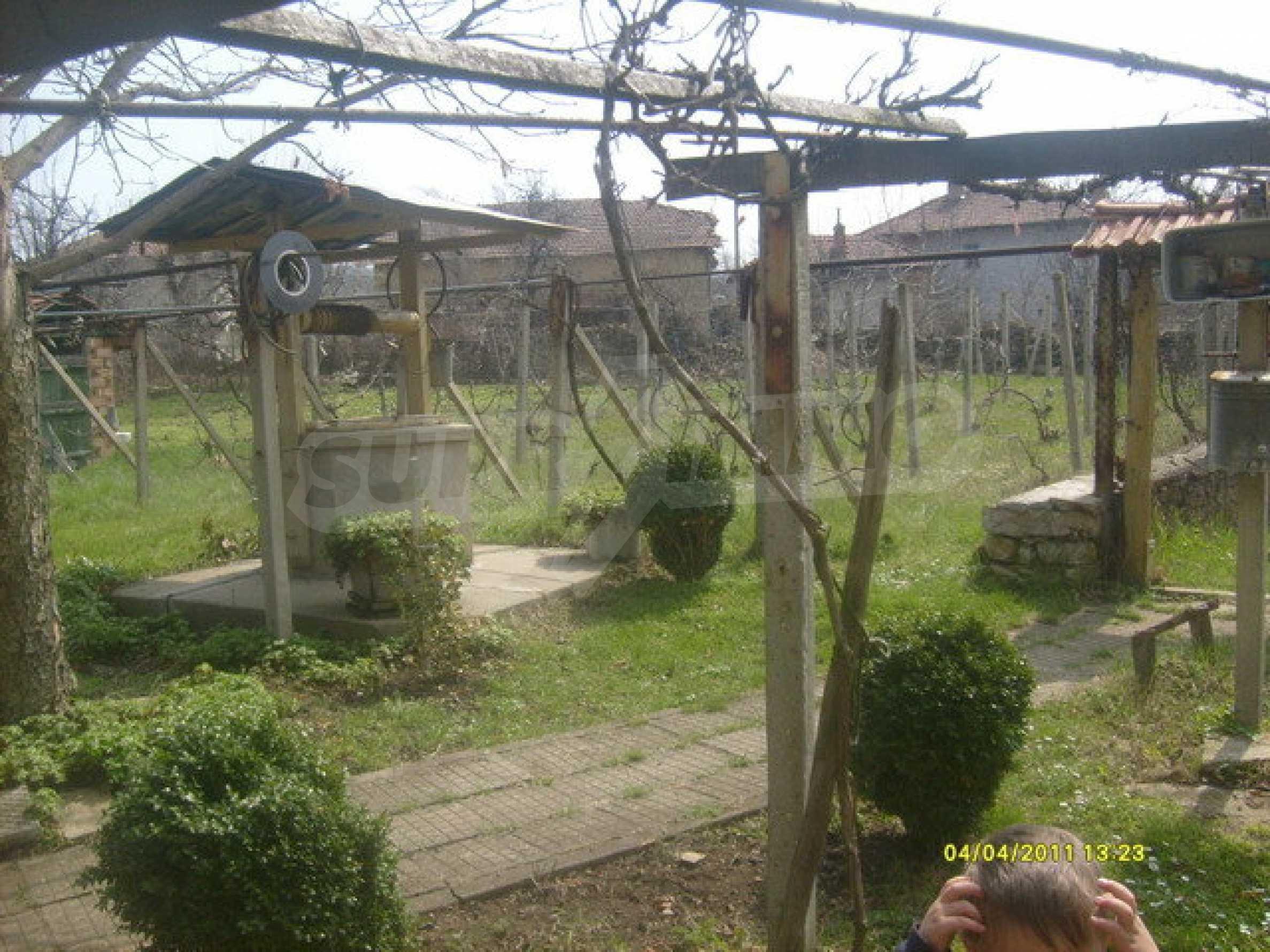 Дом в хорошо развитой деревне 7
