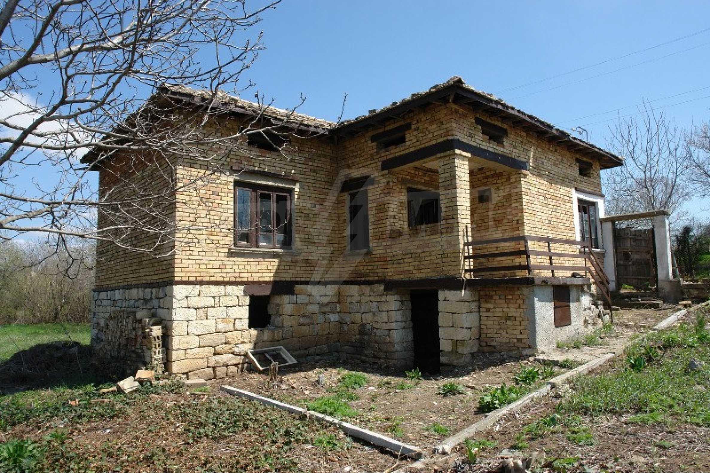 Дом в селе Царь Асен