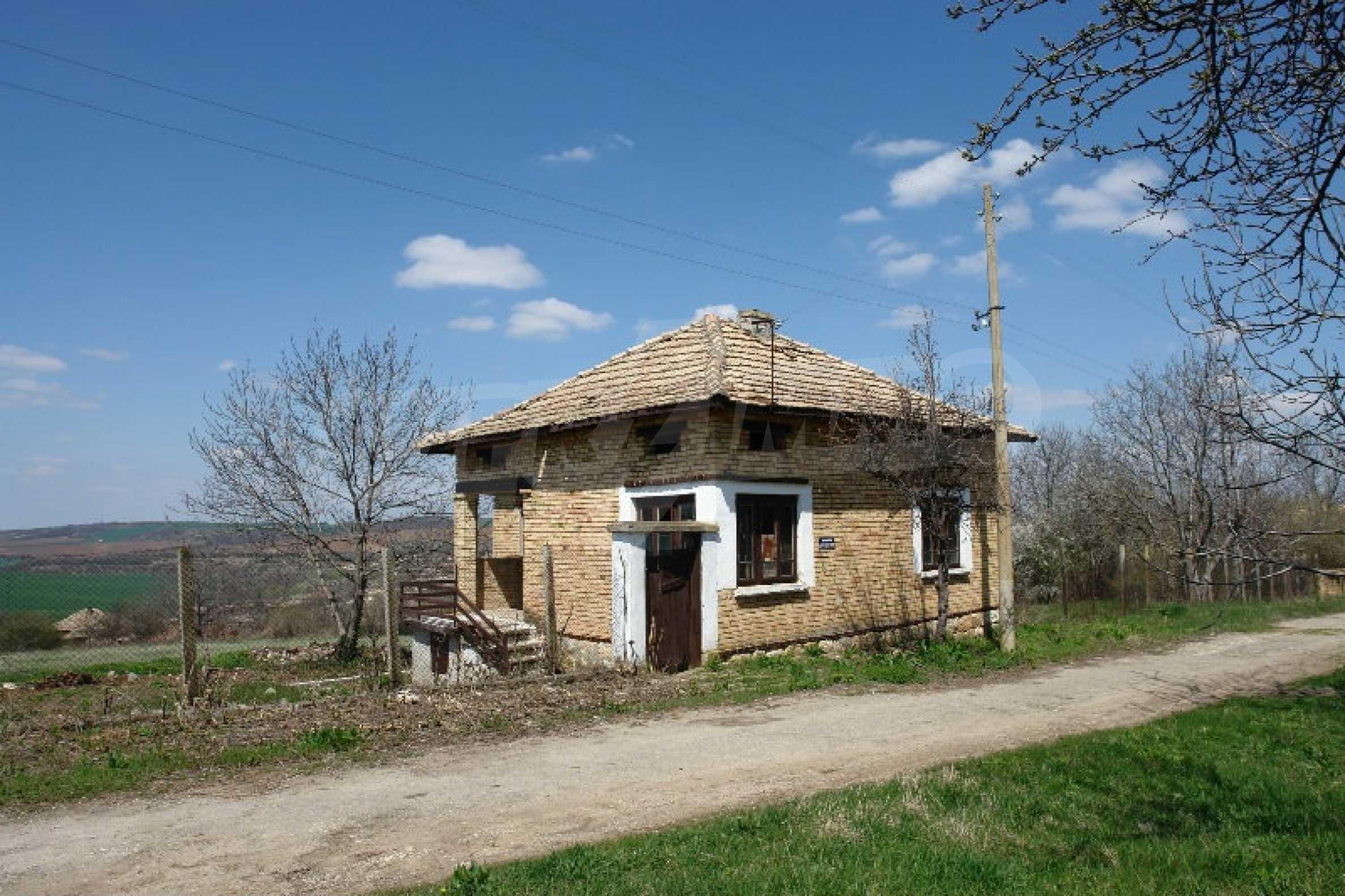 Дом в селе Царь Асен 5