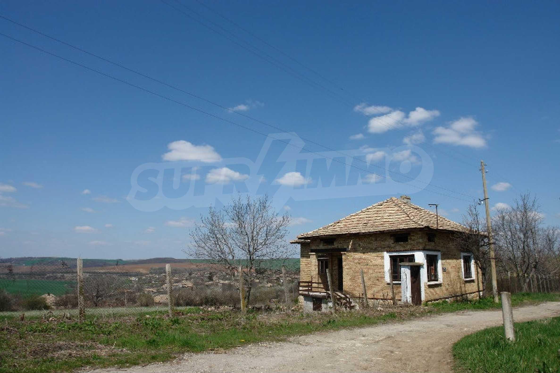 Дом в селе Царь Асен 6