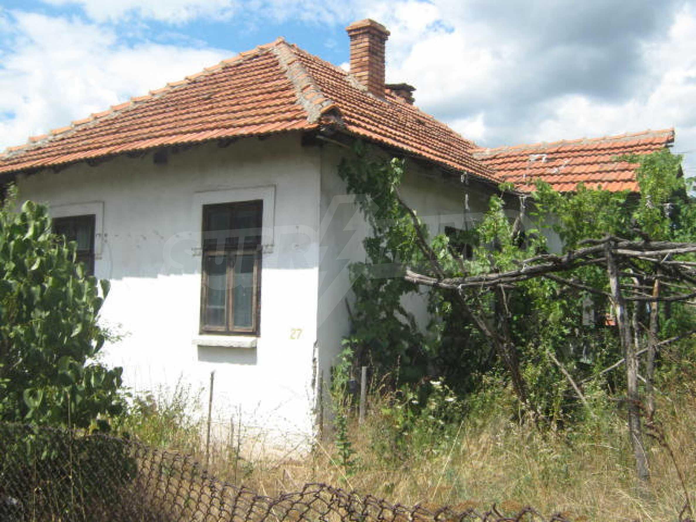 House in a village close to Belogradchik 2