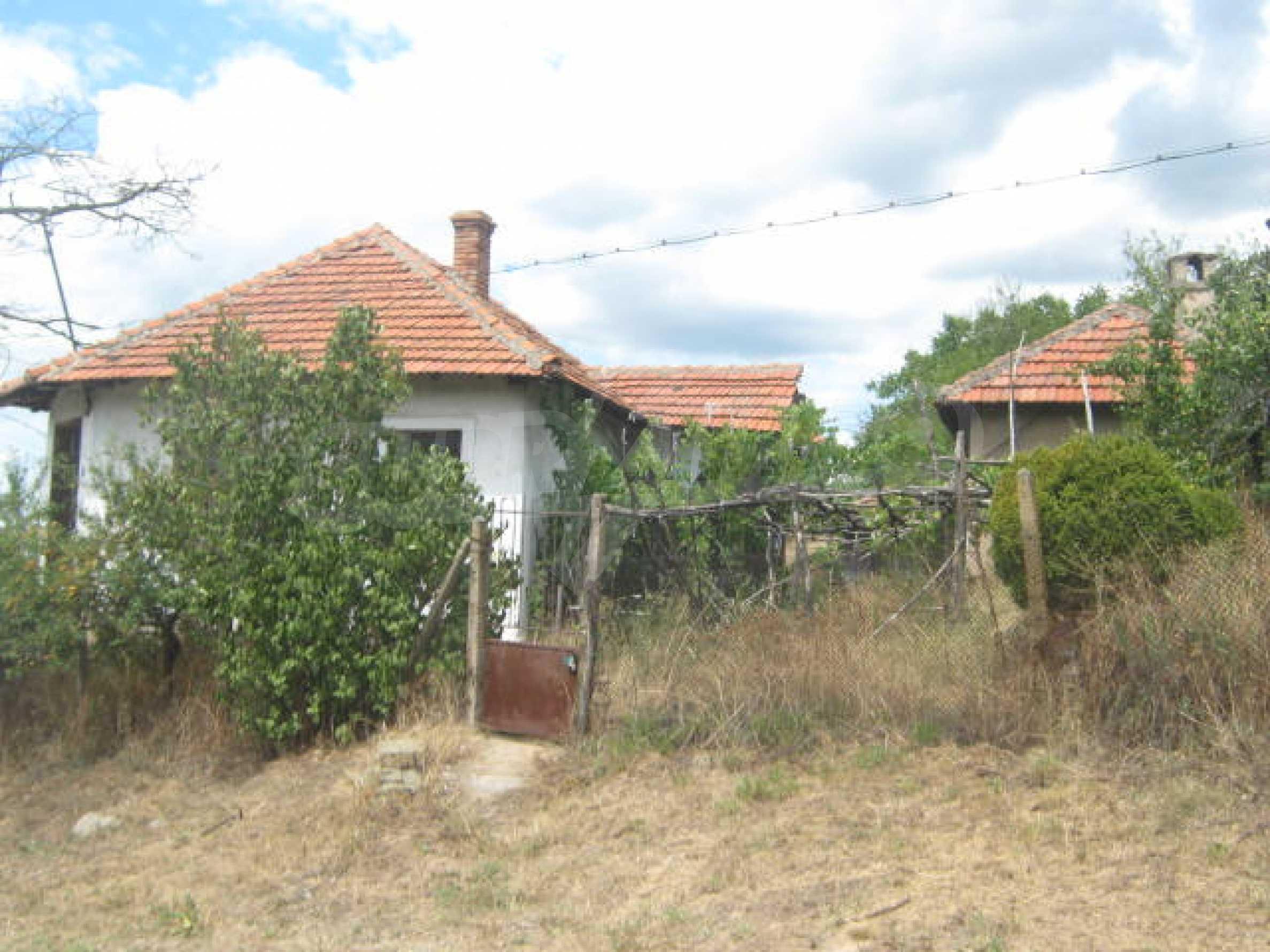 House in a village close to Belogradchik 5