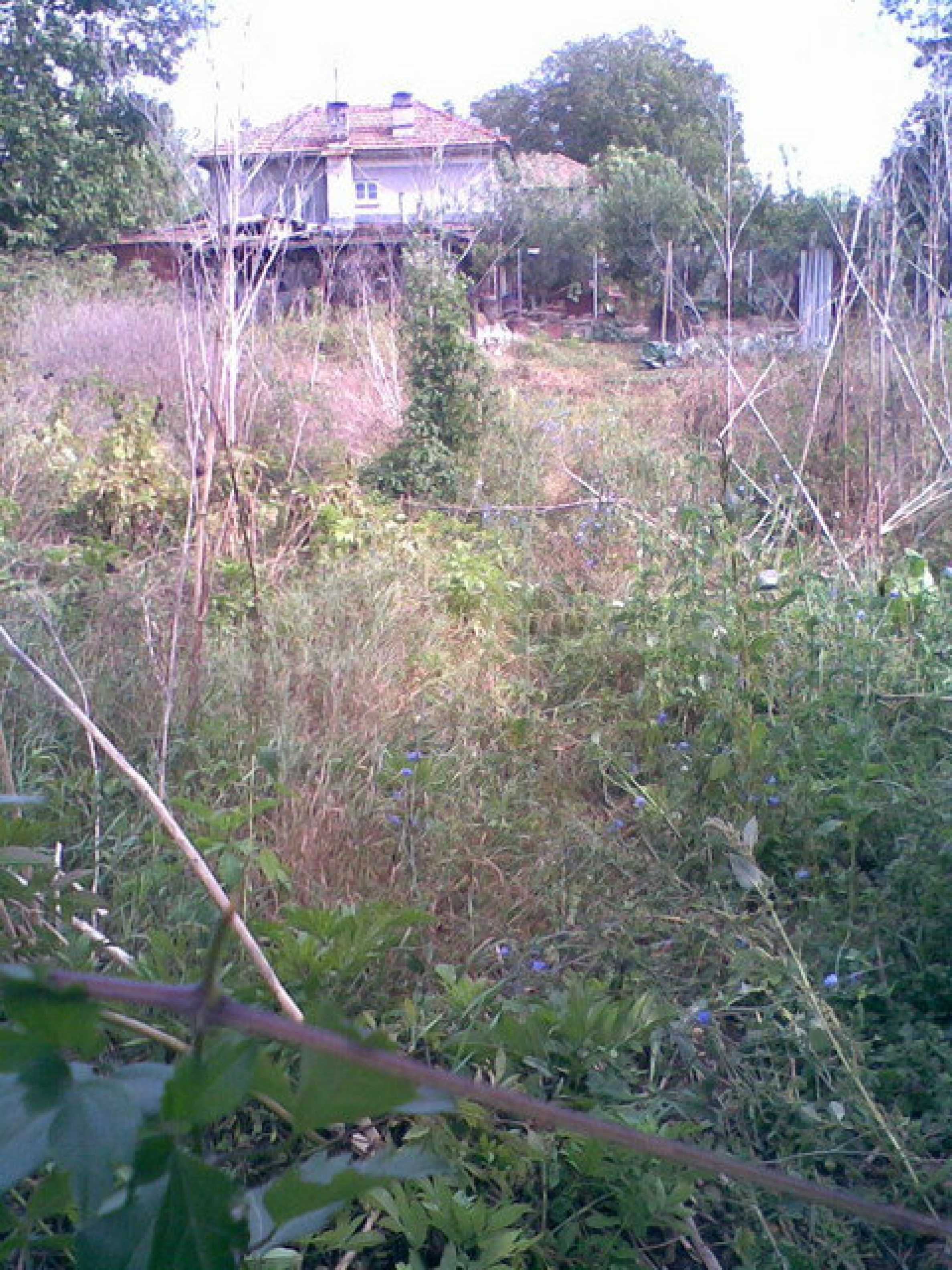Plot of land in a village on the main road Sofia - Varna
