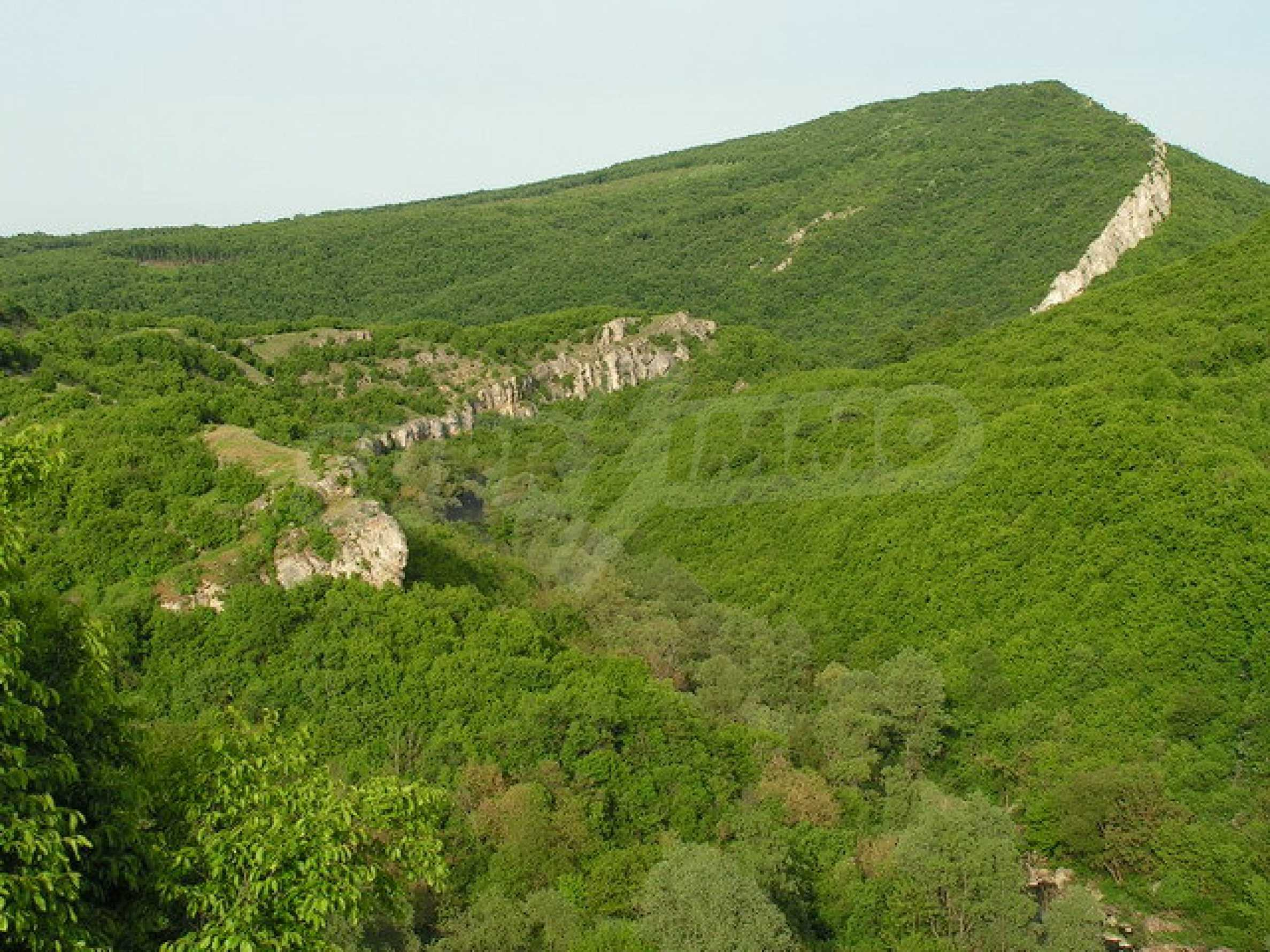 Plot of land in a village on the main road Sofia - Varna 7