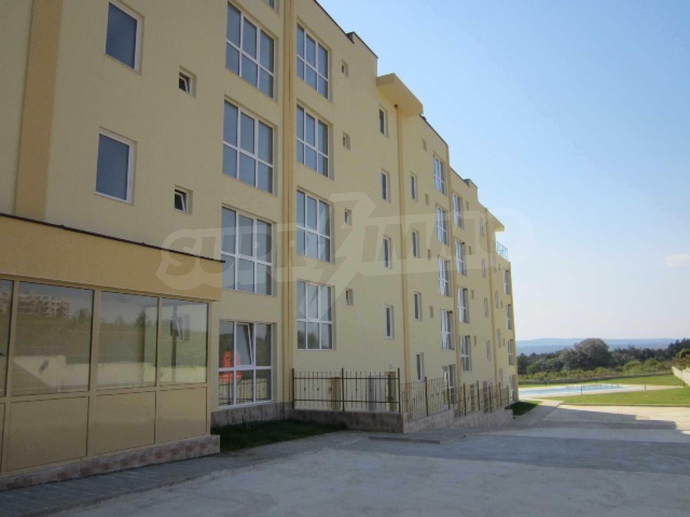 Apartments with sea view 3
