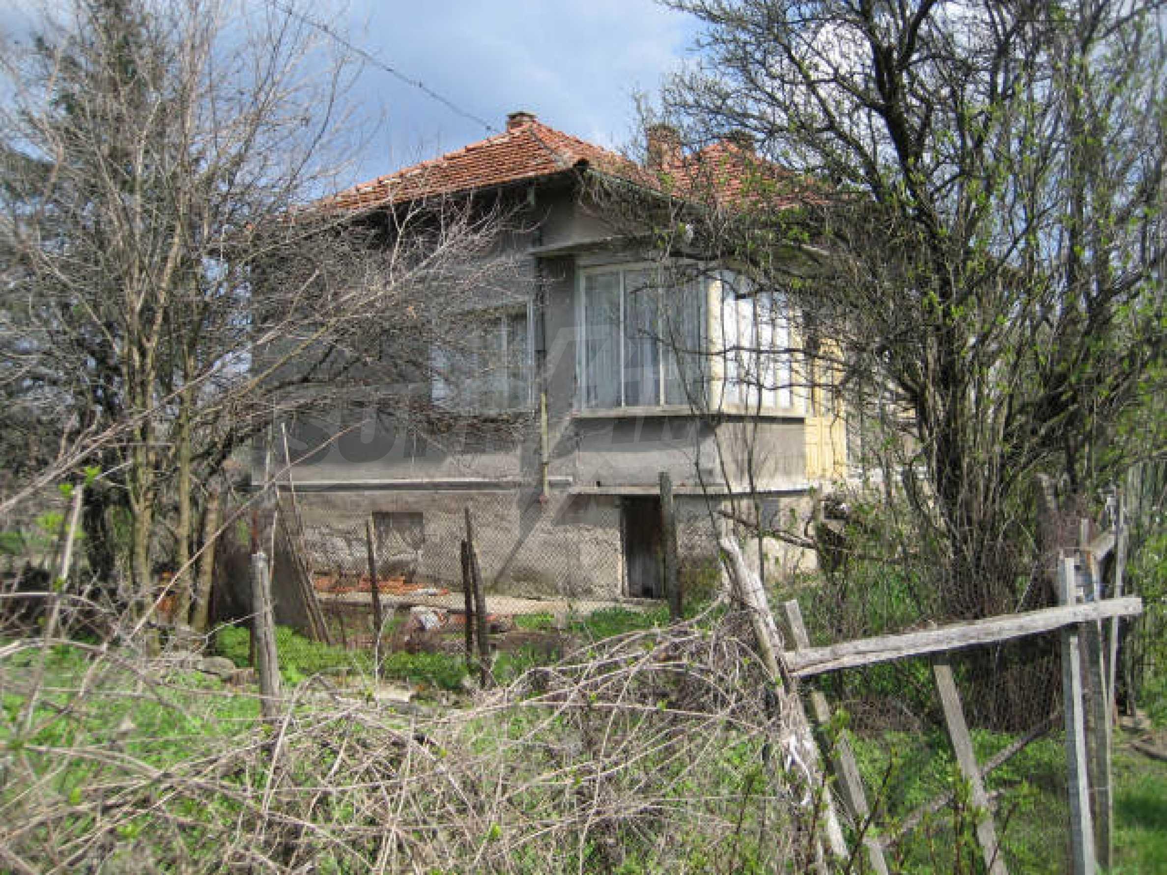 Дом в селе возле г. Видин