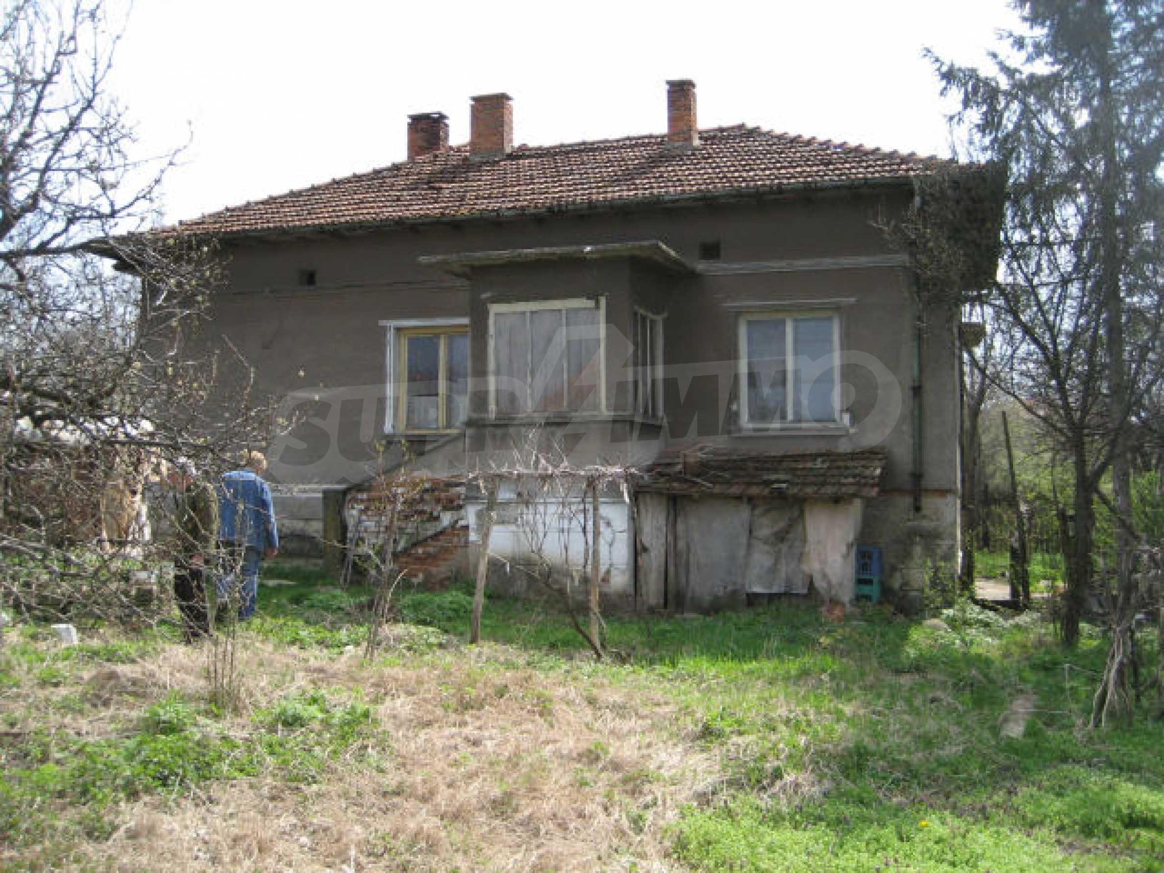 Дом в селе возле г. Видин 1