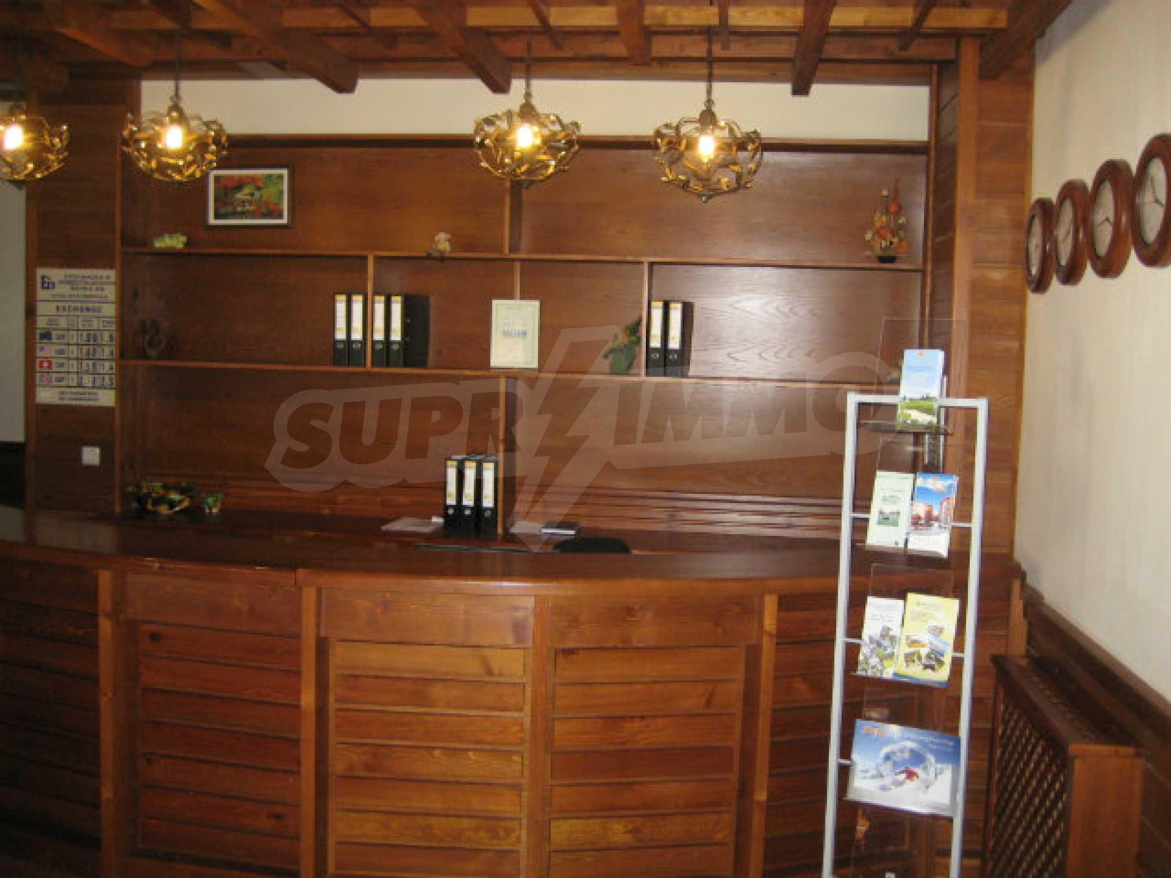 Apartment mit einem Schlafzimmer im Saint Ivan Spa Complex 17