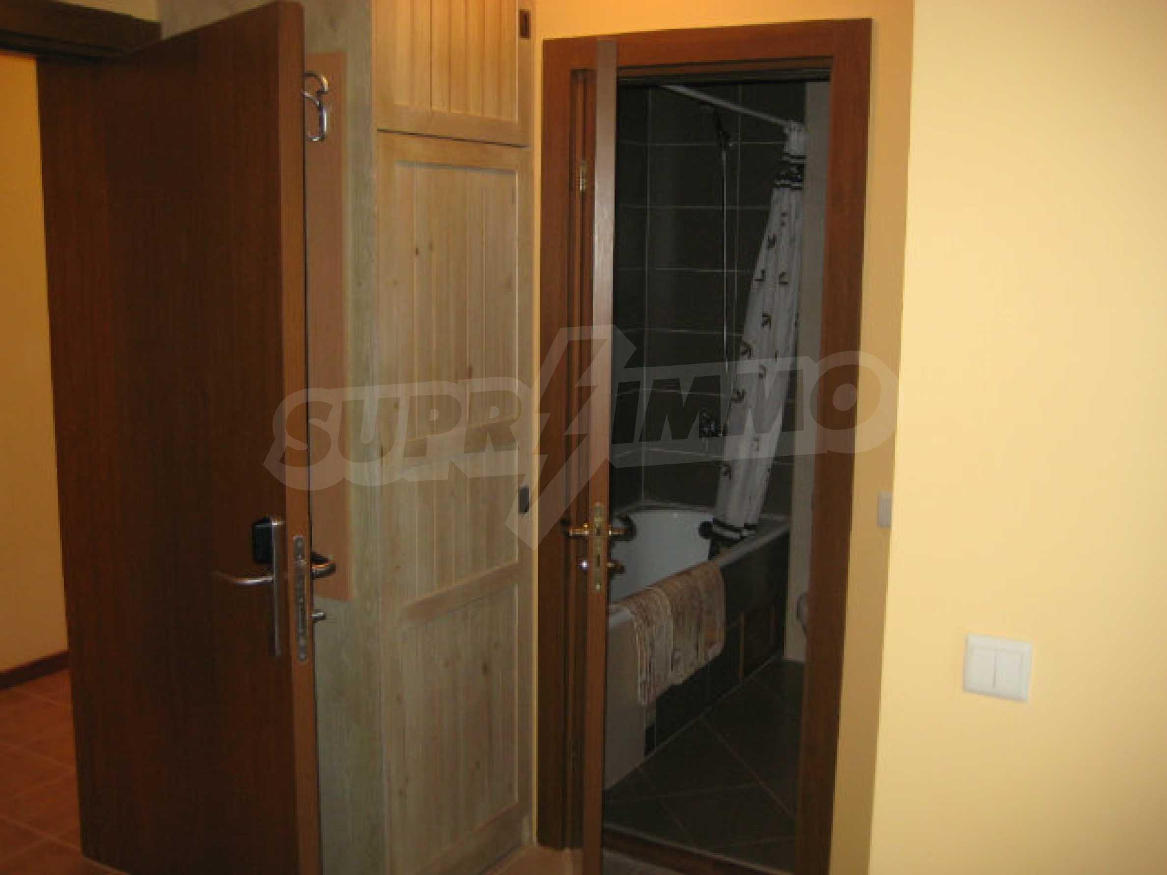 Apartment mit einem Schlafzimmer im Saint Ivan Spa Complex 5