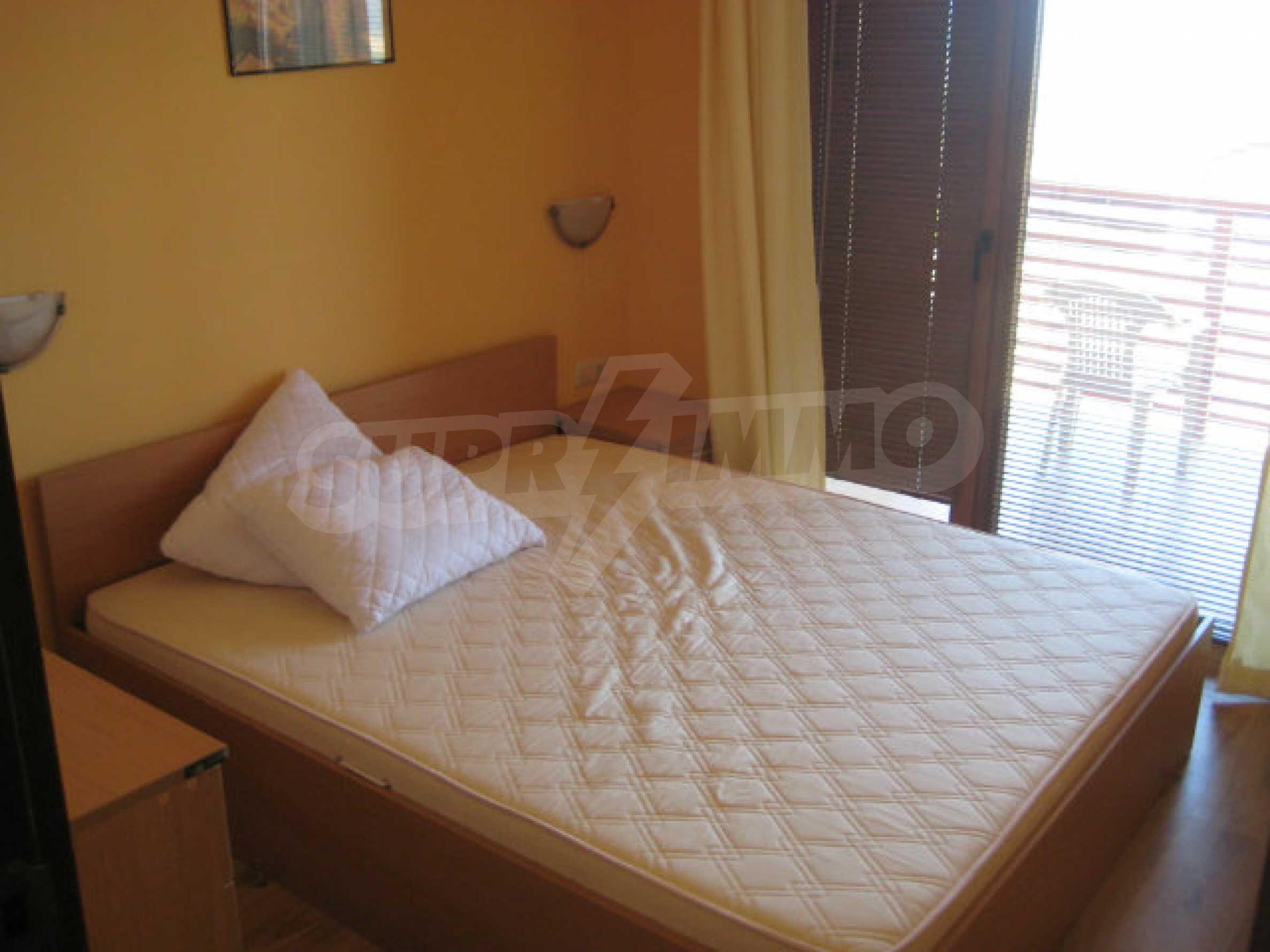 Apartment mit einem Schlafzimmer im Saint Ivan Spa Complex 6