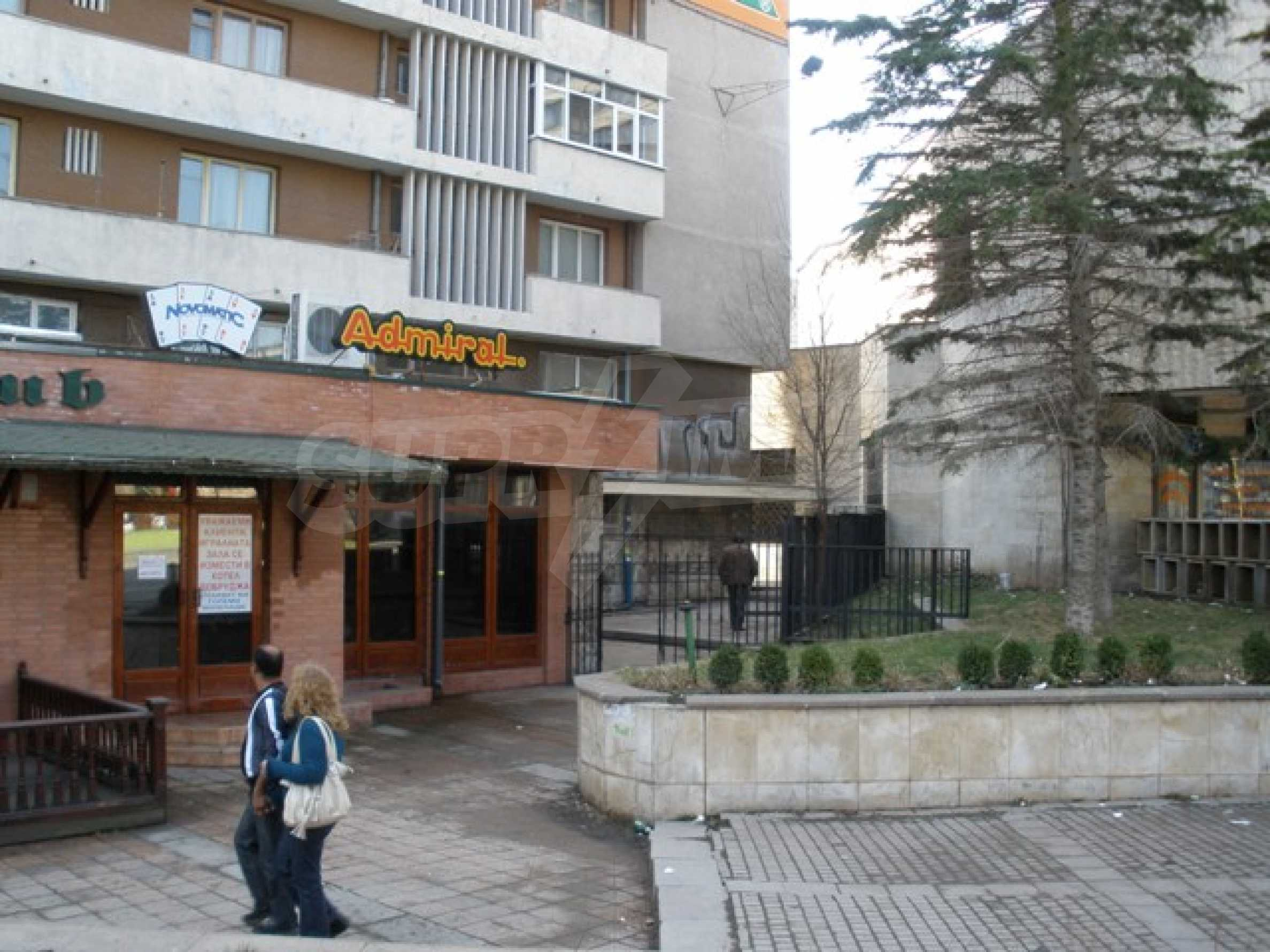 Business premises in Dobrich town