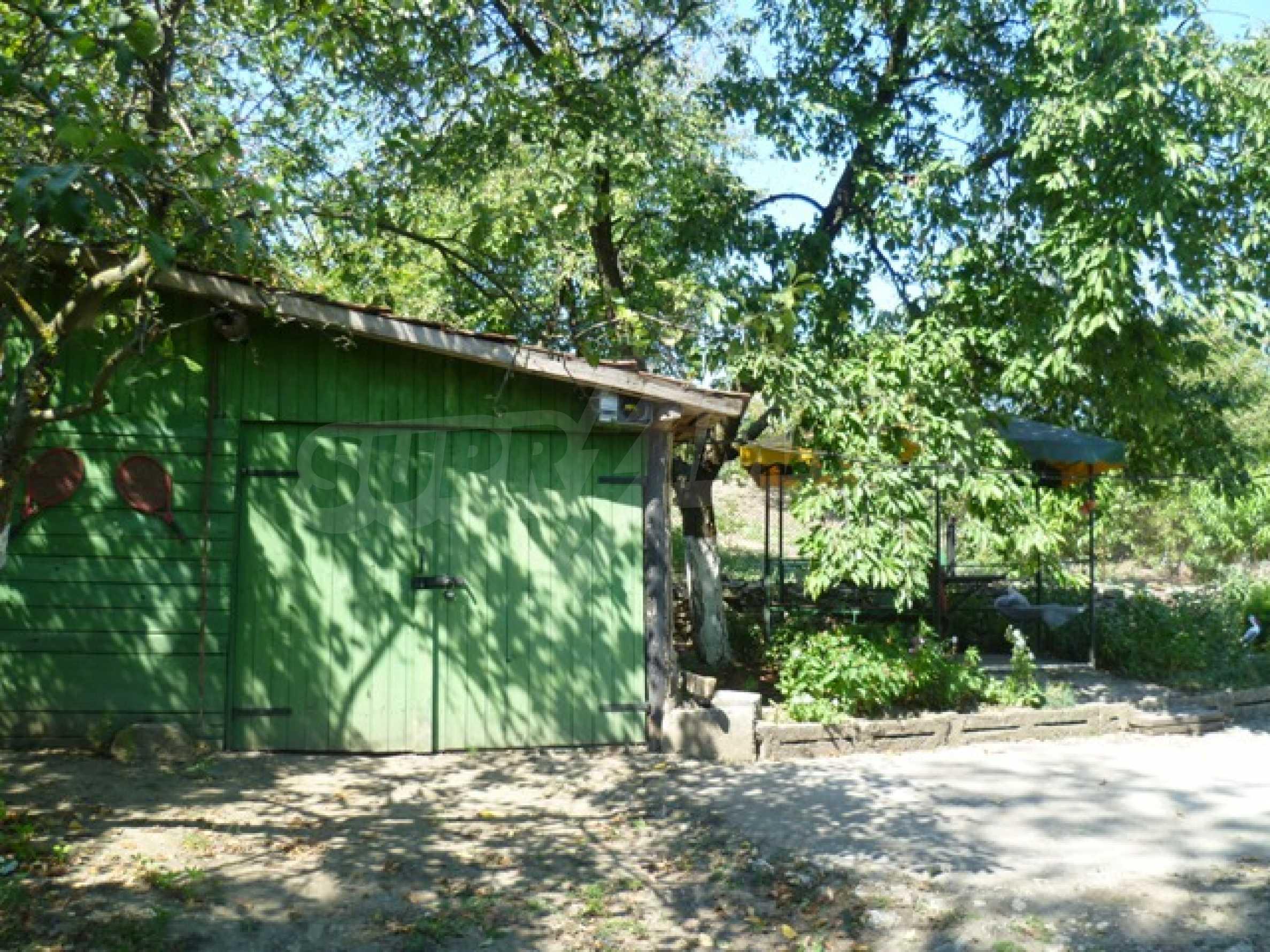 Zweistöckiges Haus bei Dobrich 5