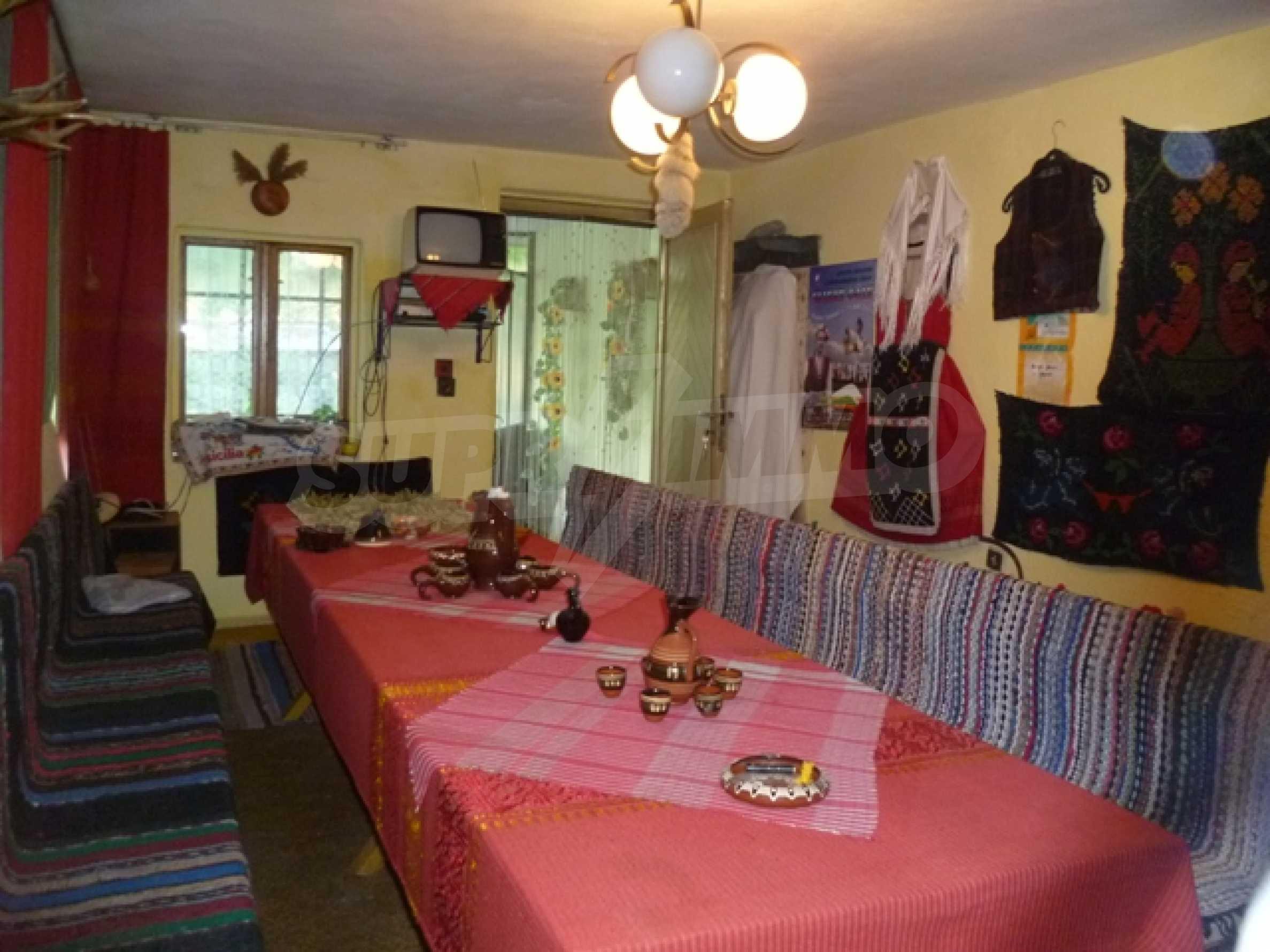 Zweistöckiges Haus bei Dobrich 8