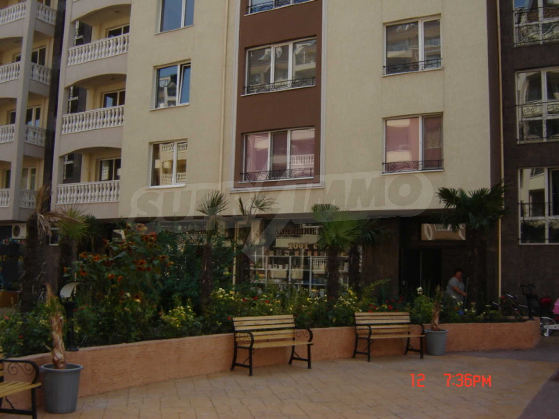 Two-bedroom apartment in a luxury gated development in Burgas 9
