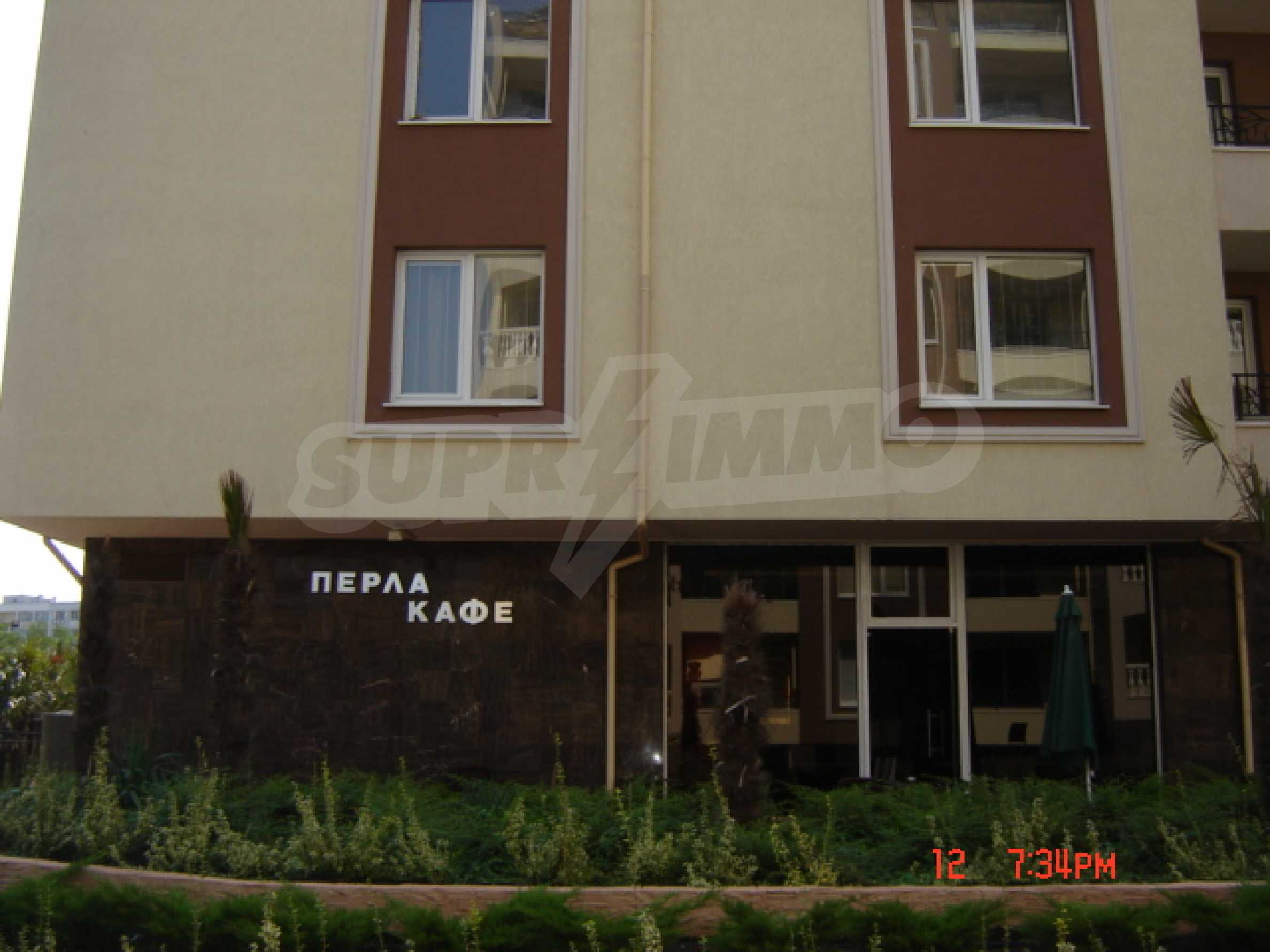 Two-bedroom apartment in a luxury gated development in Burgas 17
