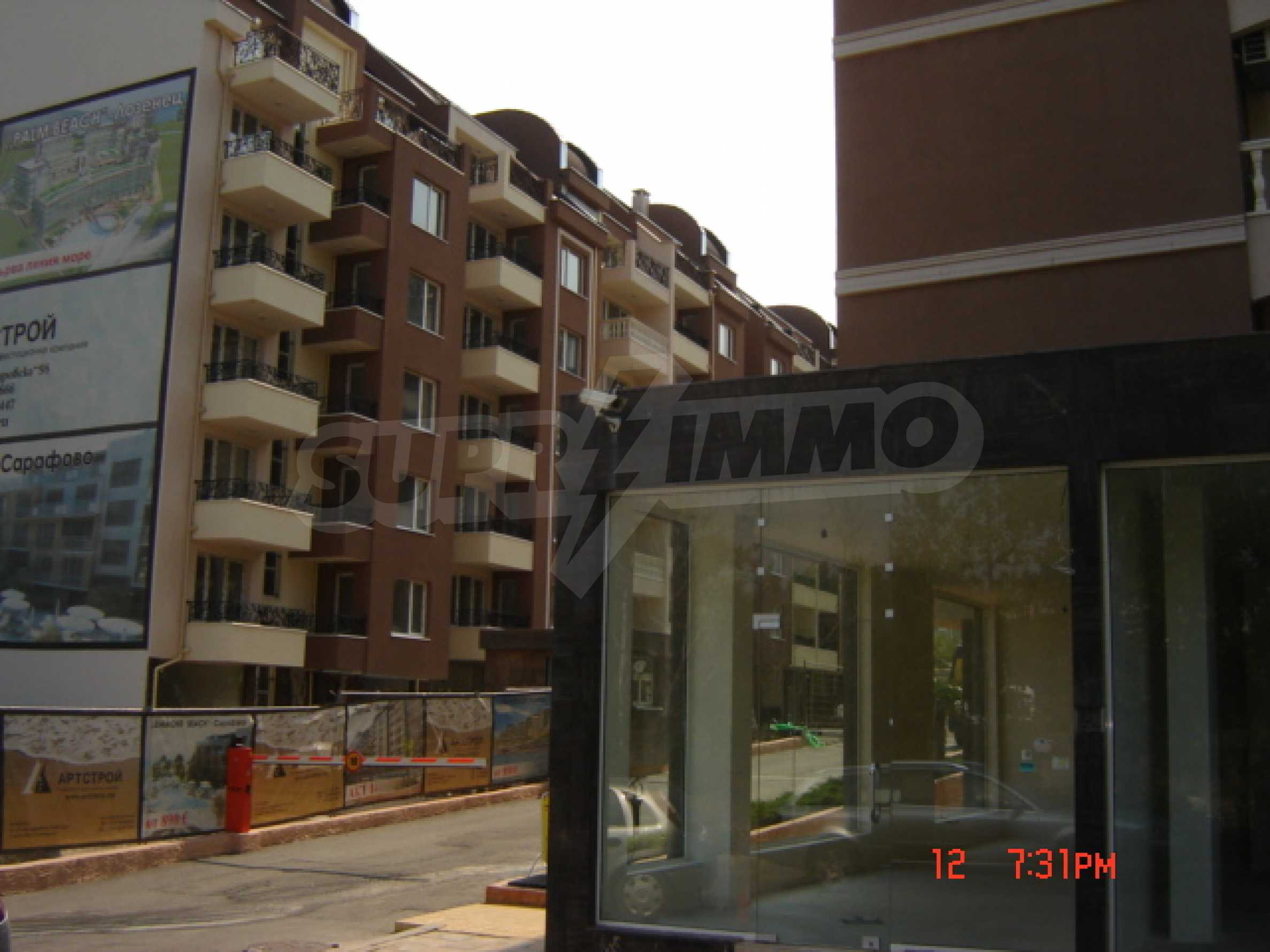 Two-bedroom apartment in a luxury gated development in Burgas 1