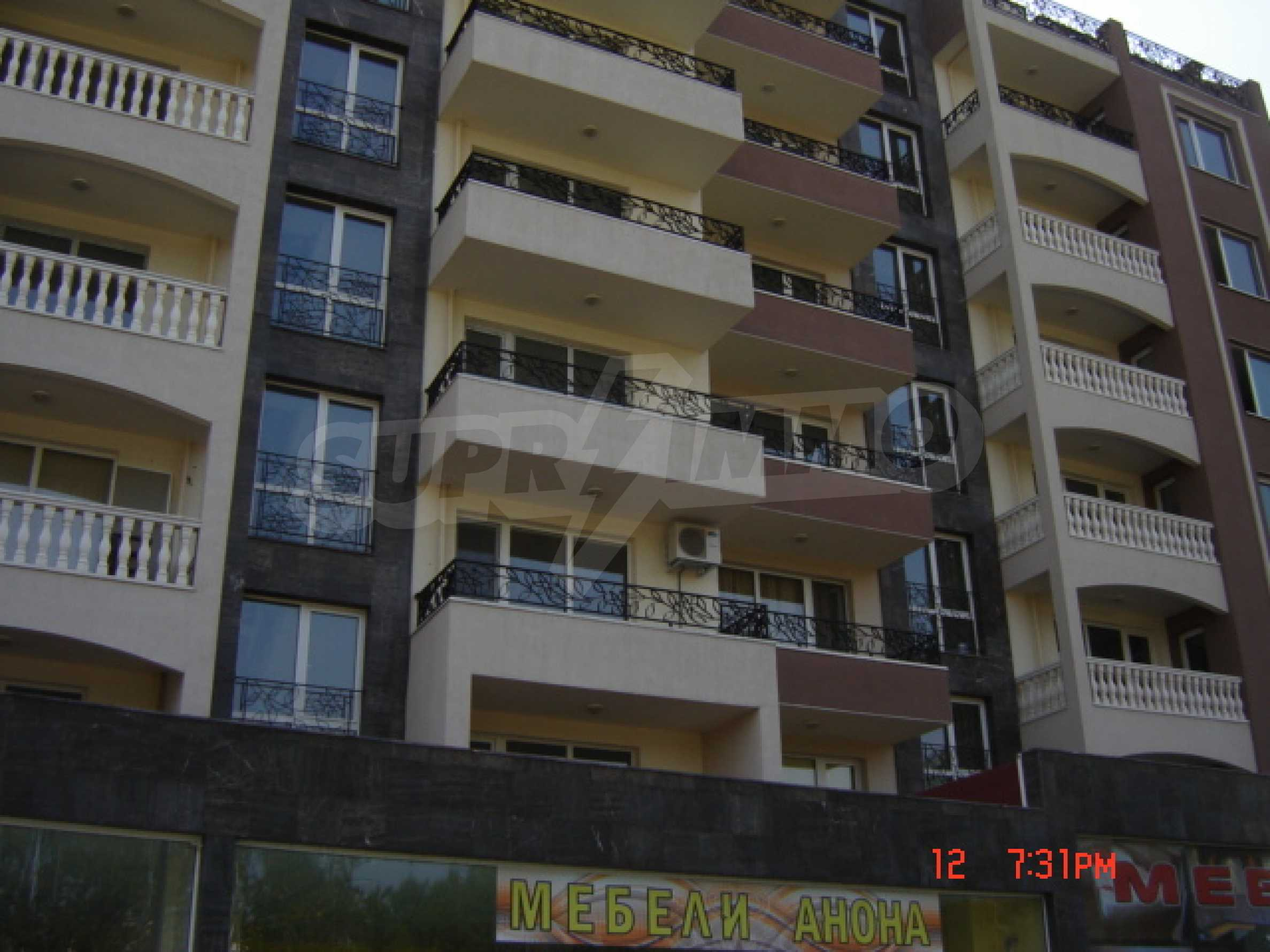 Two-bedroom apartment in a luxury gated development in Burgas 2